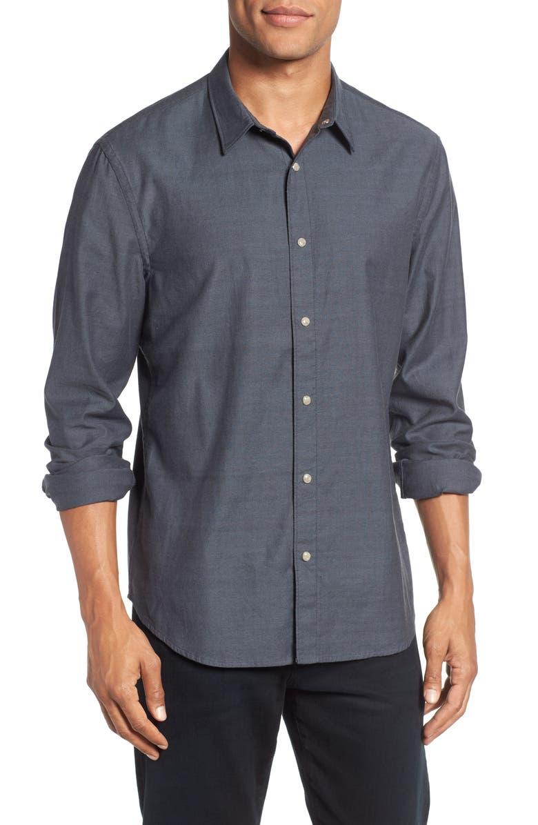 John Varvatos T-shirts Snap Sport Shirt