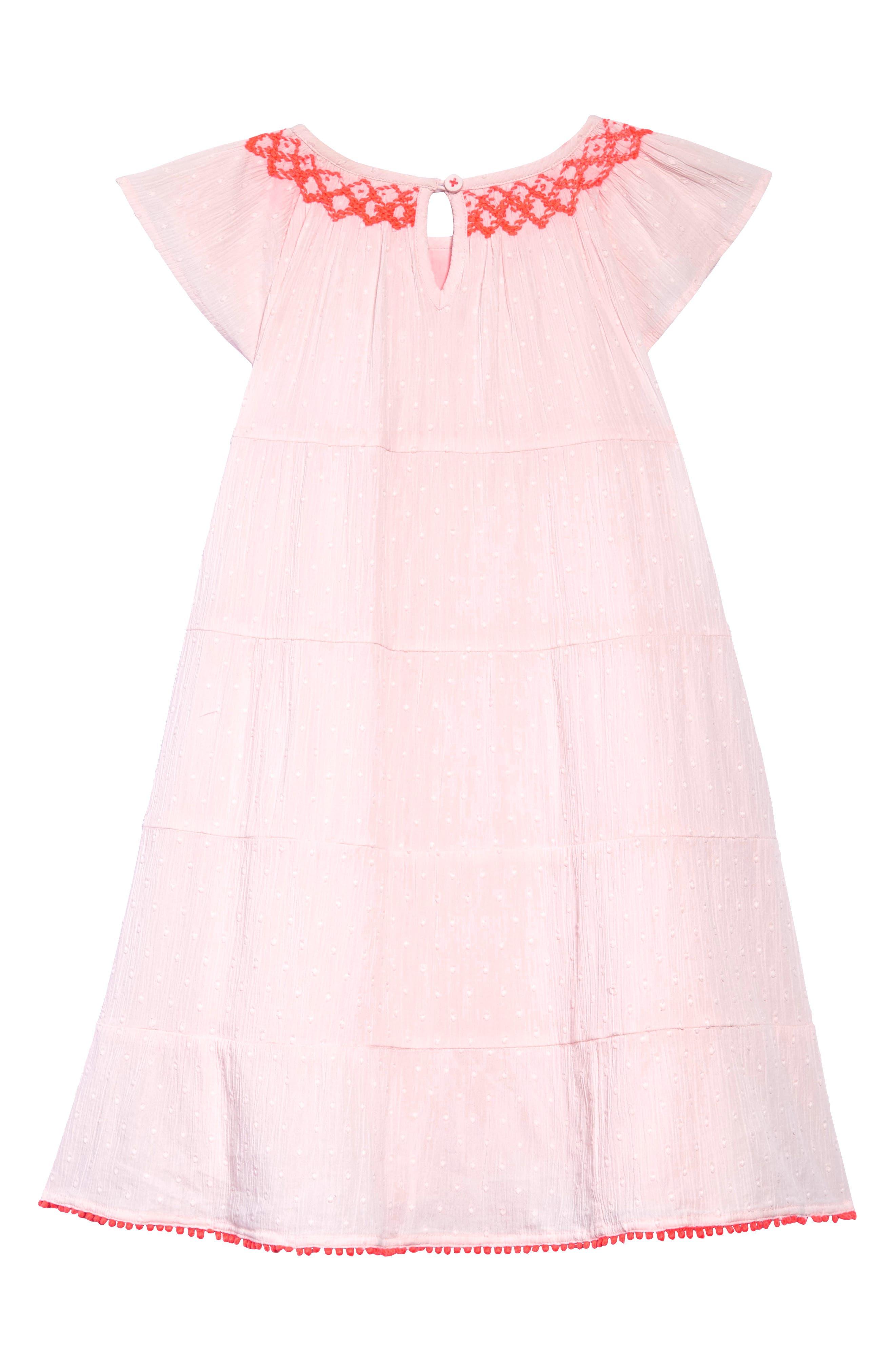 MINI BODEN, Twirly Dress, Alternate thumbnail 2, color, 684