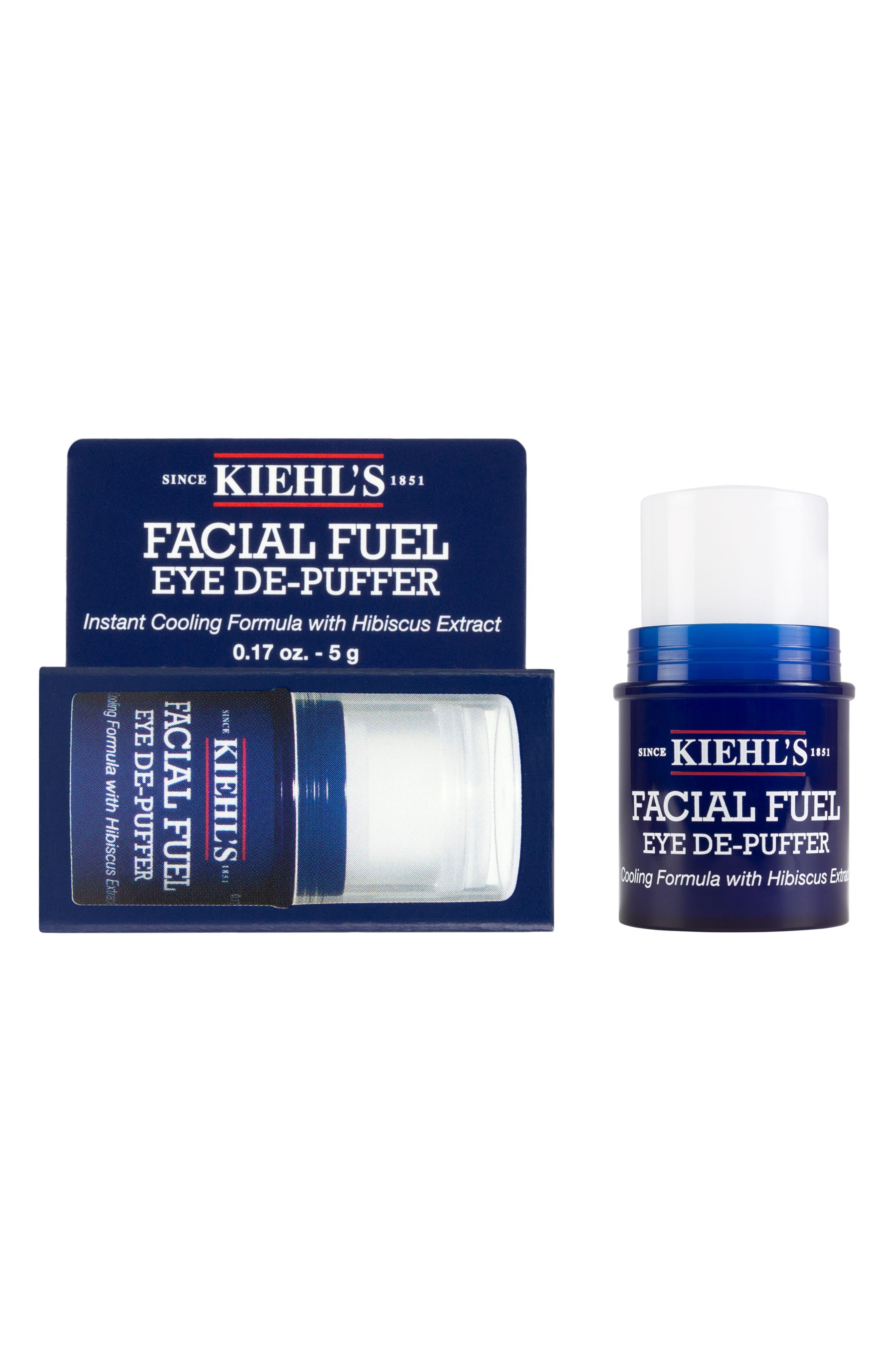 KIEHL'S SINCE 1851, 'Facial Fuel' Eye De-Puffer, Alternate thumbnail 3, color, 000