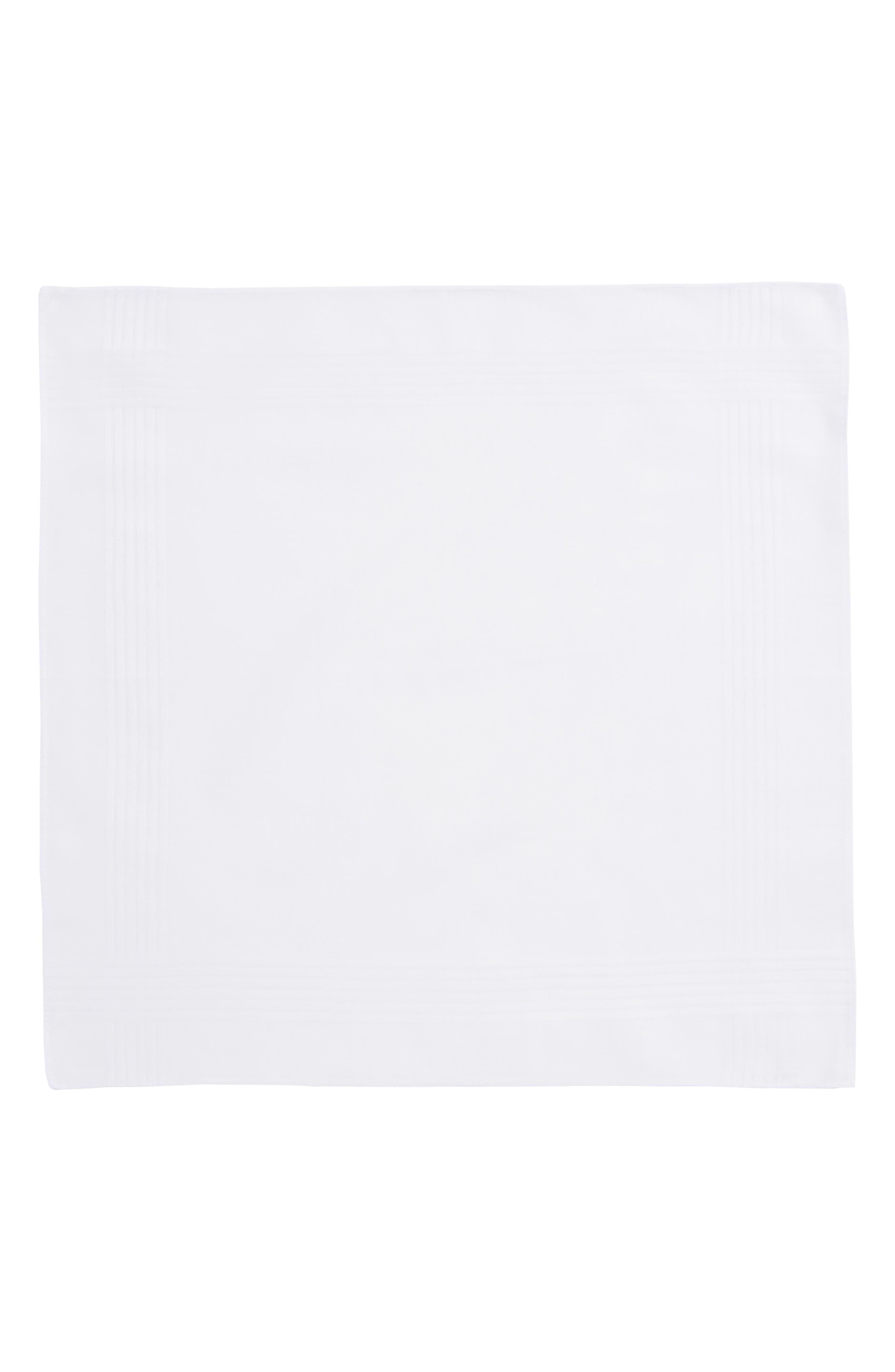 NORDSTROM MEN'S SHOP, 13-Pack Handkerchiefs, Alternate thumbnail 2, color, ASSORTED