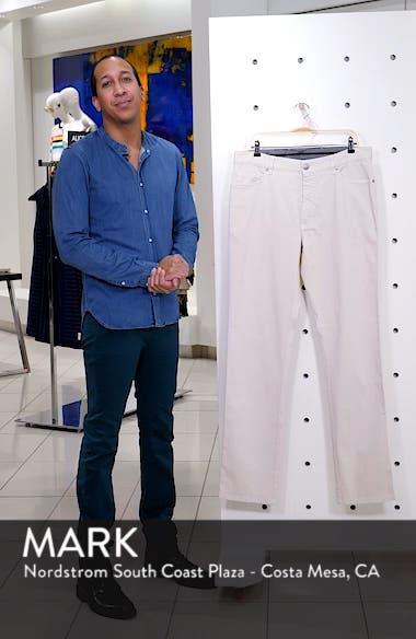 Stretch Cotton Five Pocket Pants, sales video thumbnail
