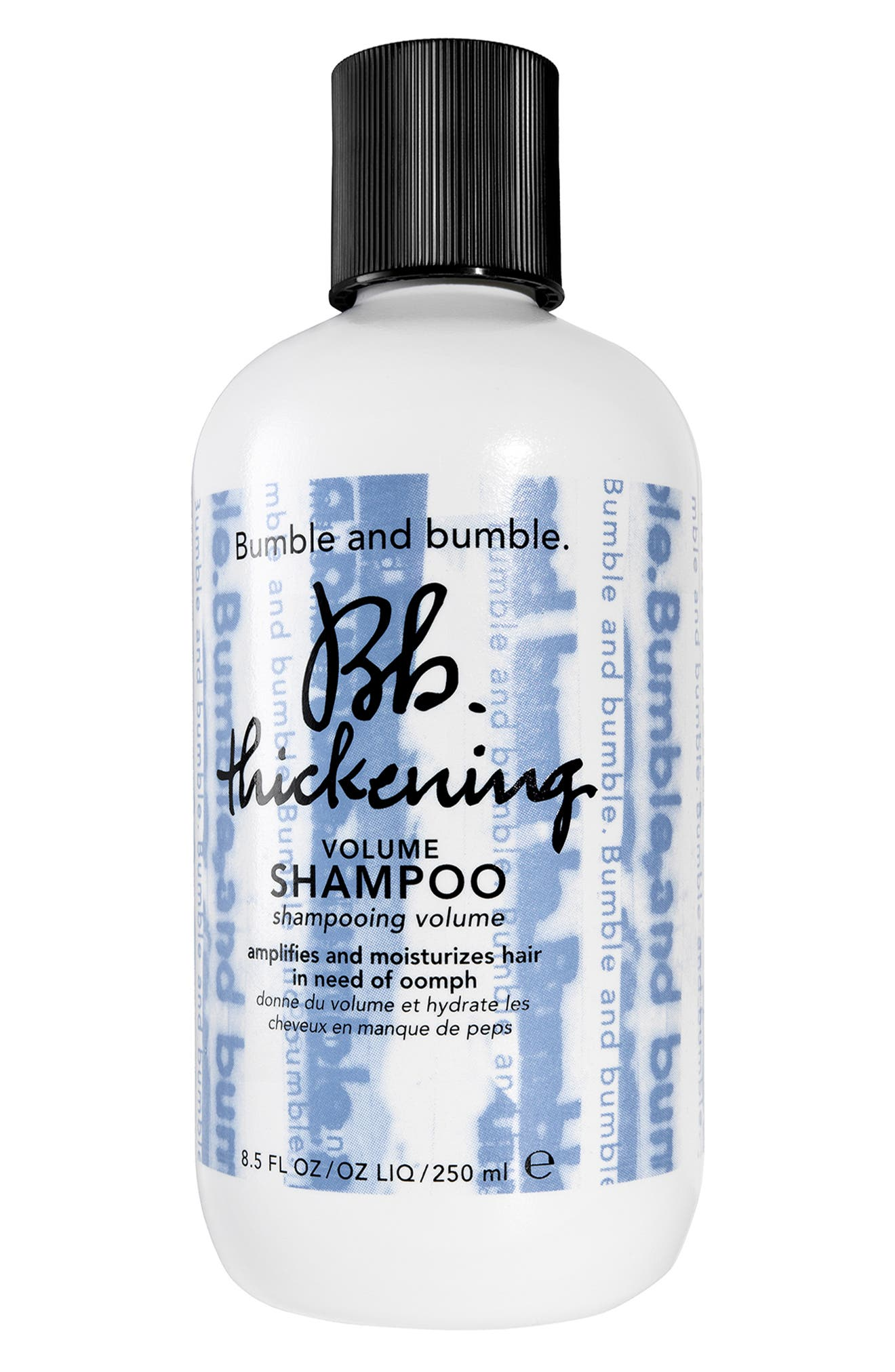 BUMBLE AND BUMBLE, Thickening Volume Shampoo, Main thumbnail 1, color, NO COLOR
