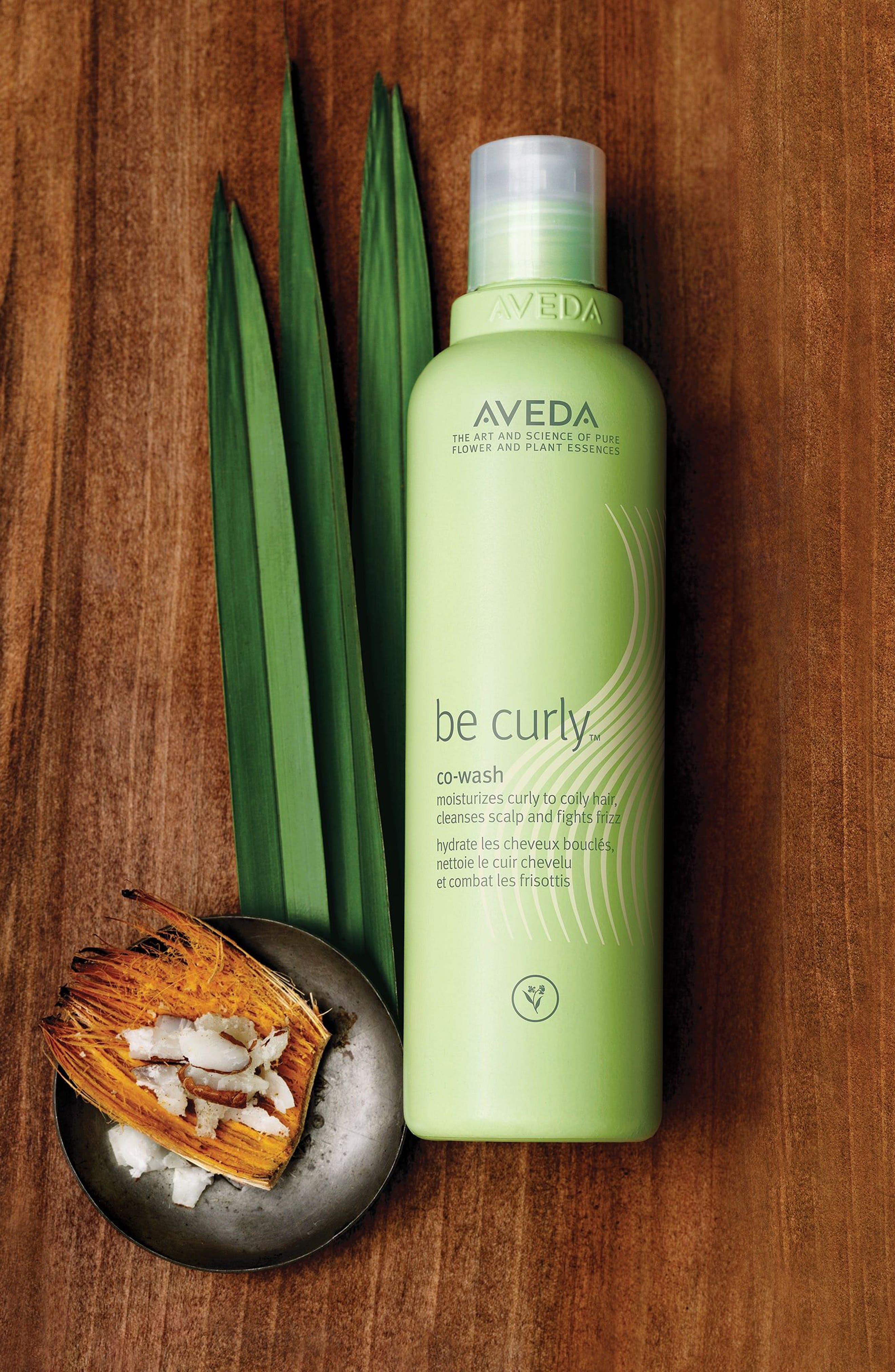 AVEDA, be curly<sup>™</sup> Co-Wash, Alternate thumbnail 5, color, NO COLOR