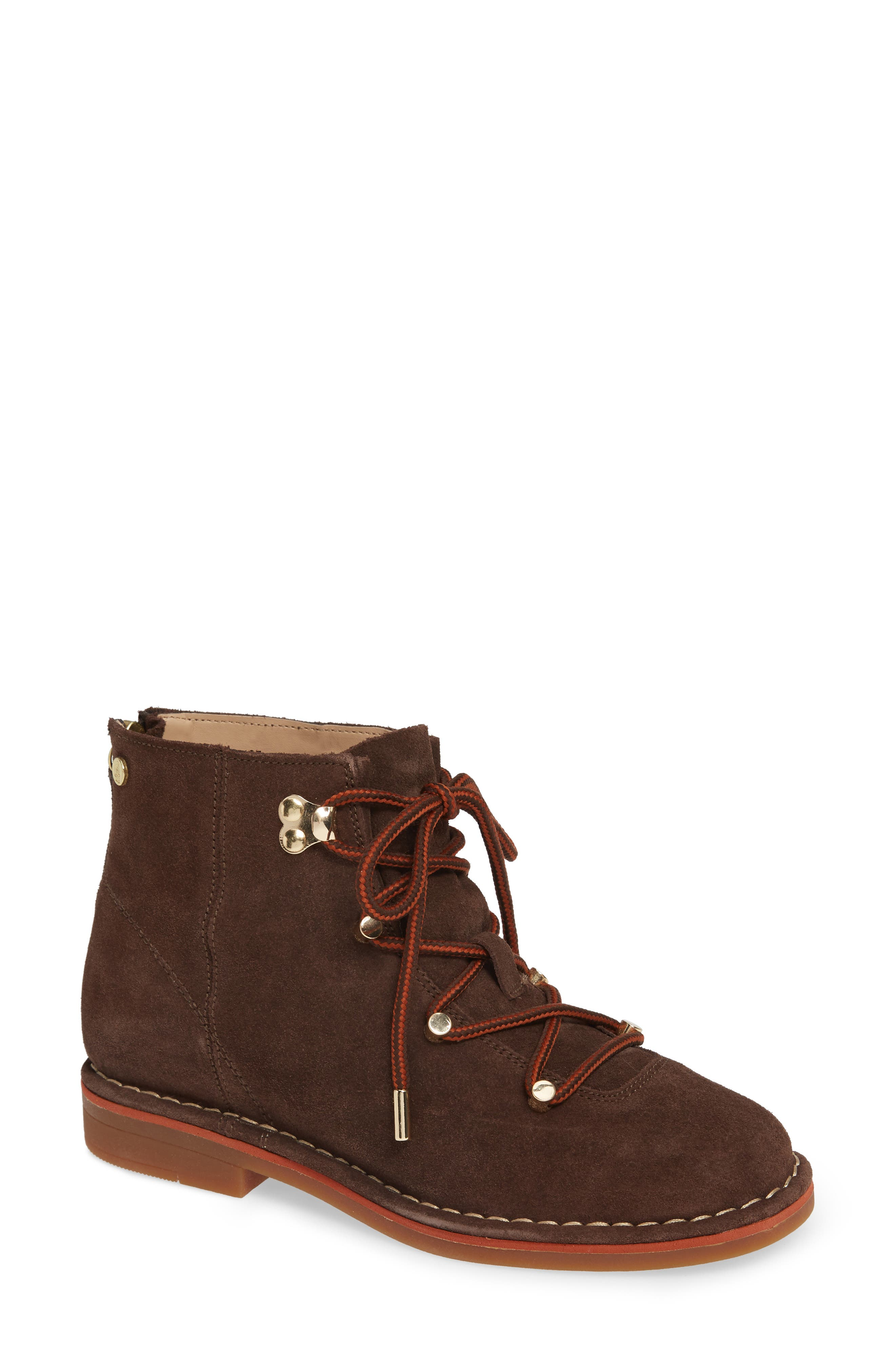 Hush Puppies Catelyn Hiker Bootie, Brown