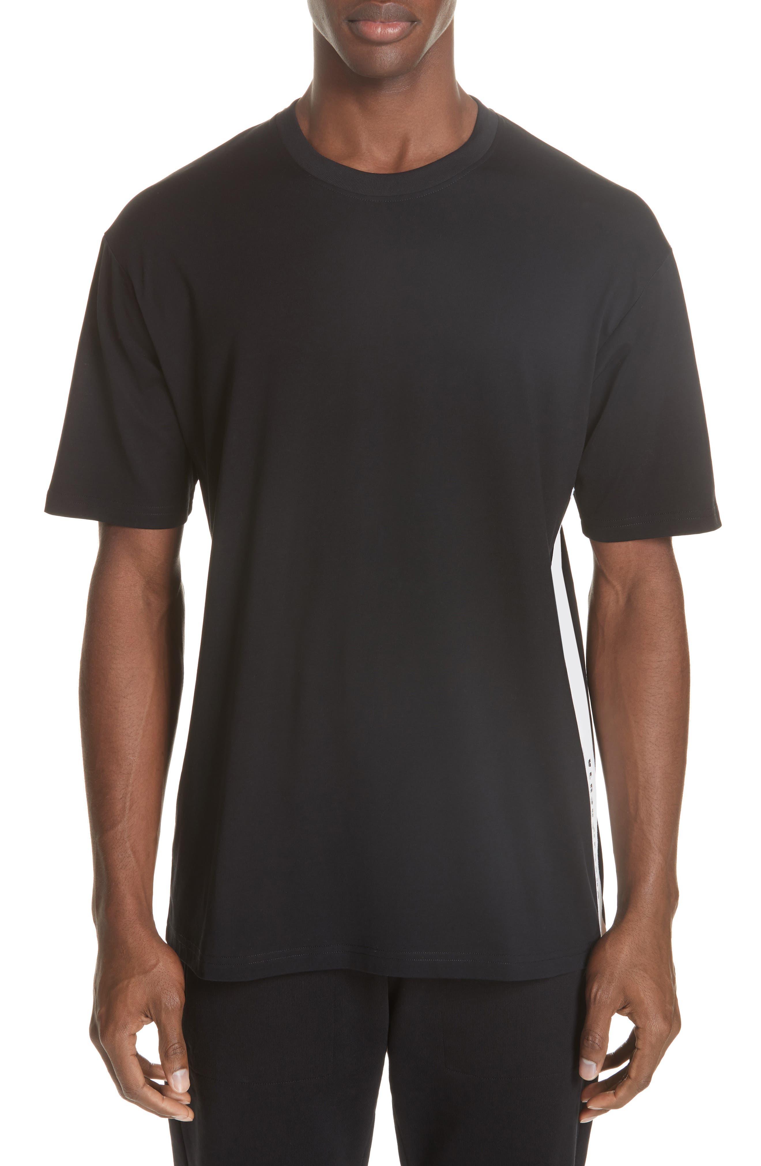 962b2099ed2 Versus Versace Side Zip Logo T-Shirt