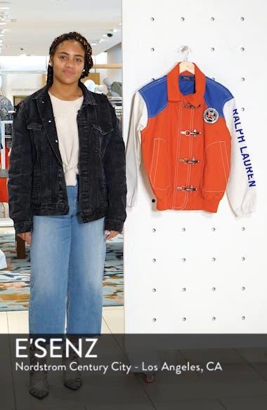 Colorblock Utility Jacket, sales video thumbnail