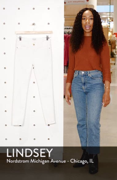Le Color Crop Skinny Jeans, sales video thumbnail