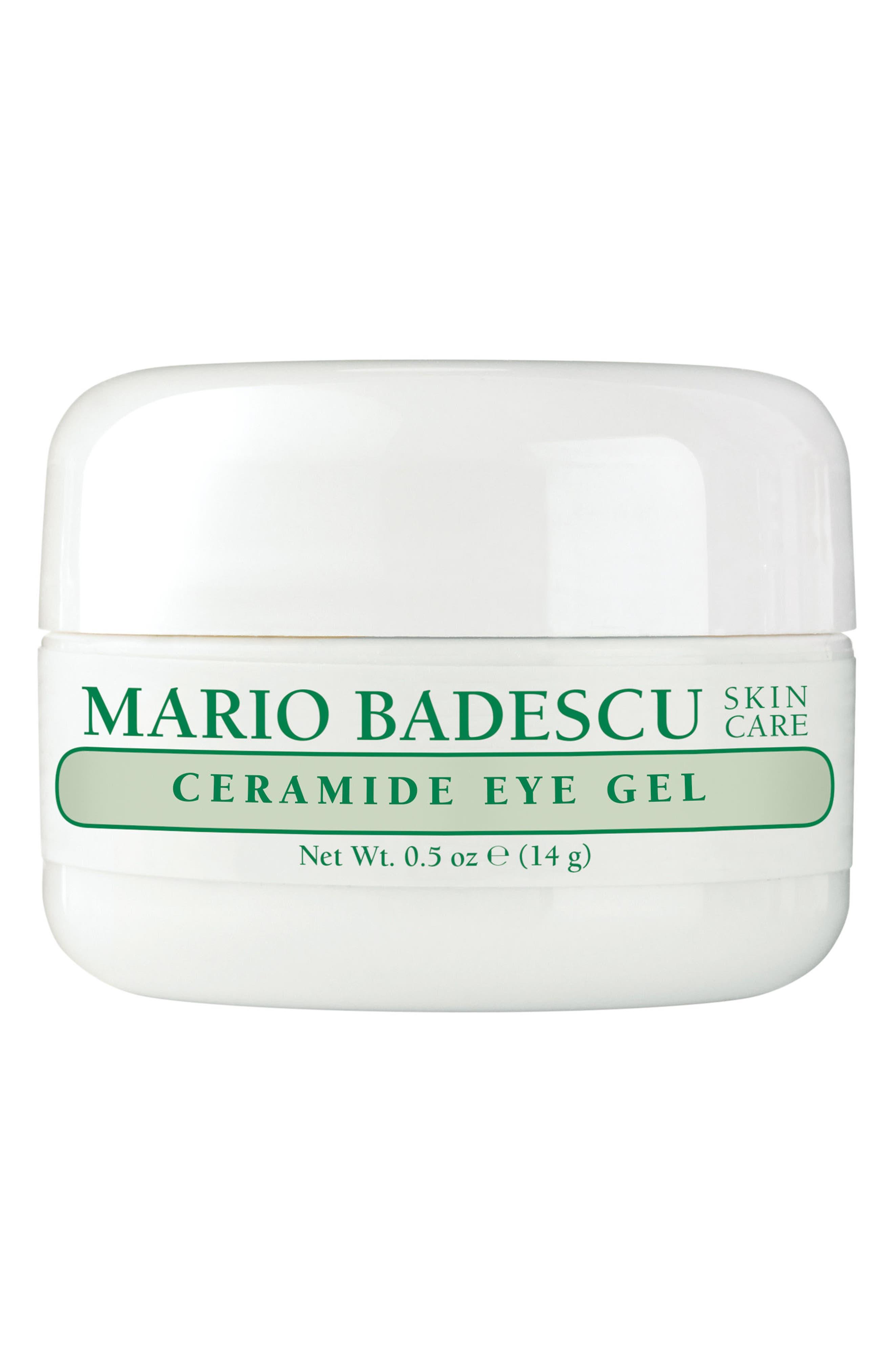 MARIO BADESCU, Ceramide Eye Gel, Main thumbnail 1, color, NO COLOR