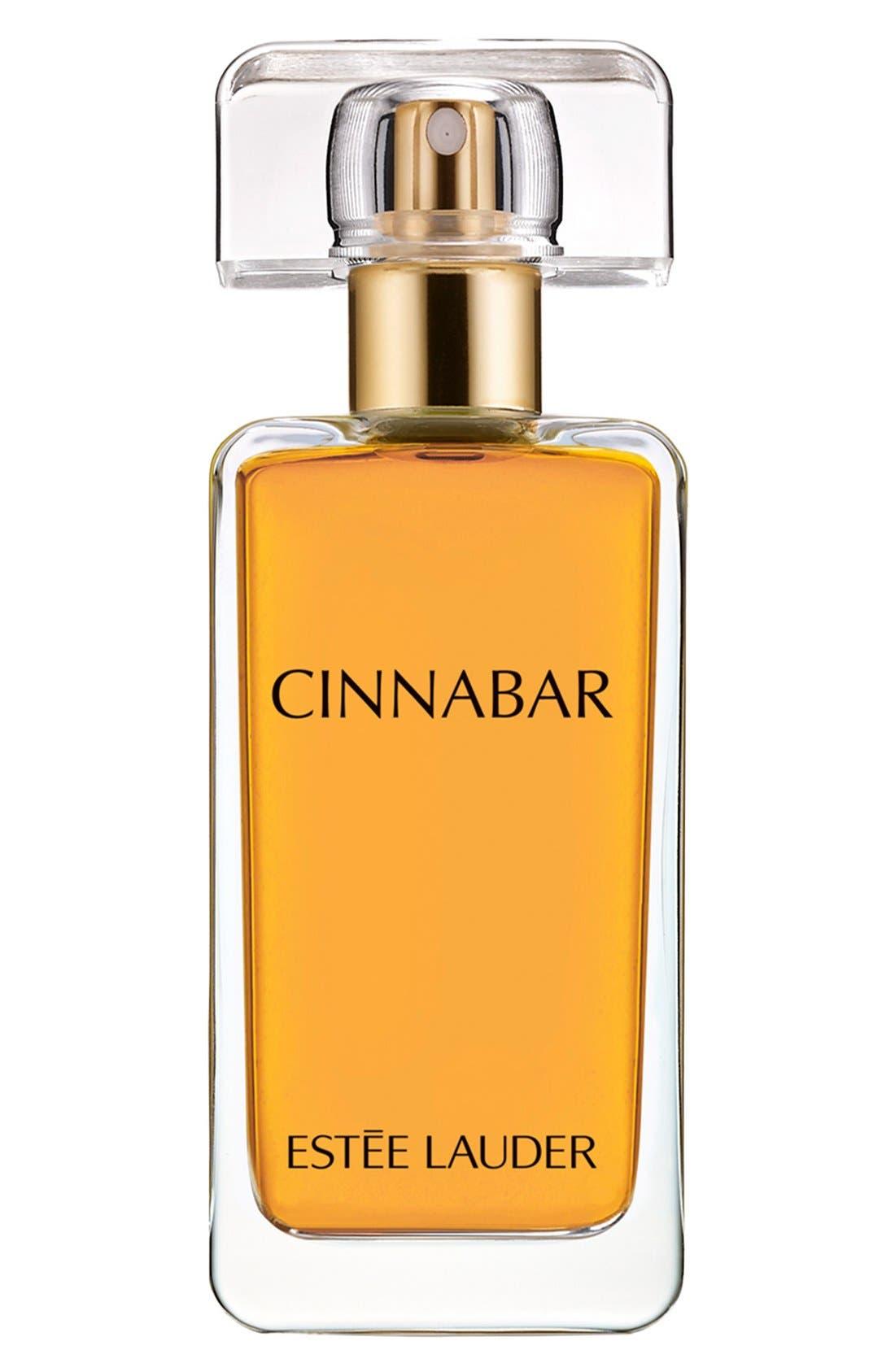 ESTÉE LAUDER Cinnabar Eau de Parfum Spray, Main, color, NO COLOR