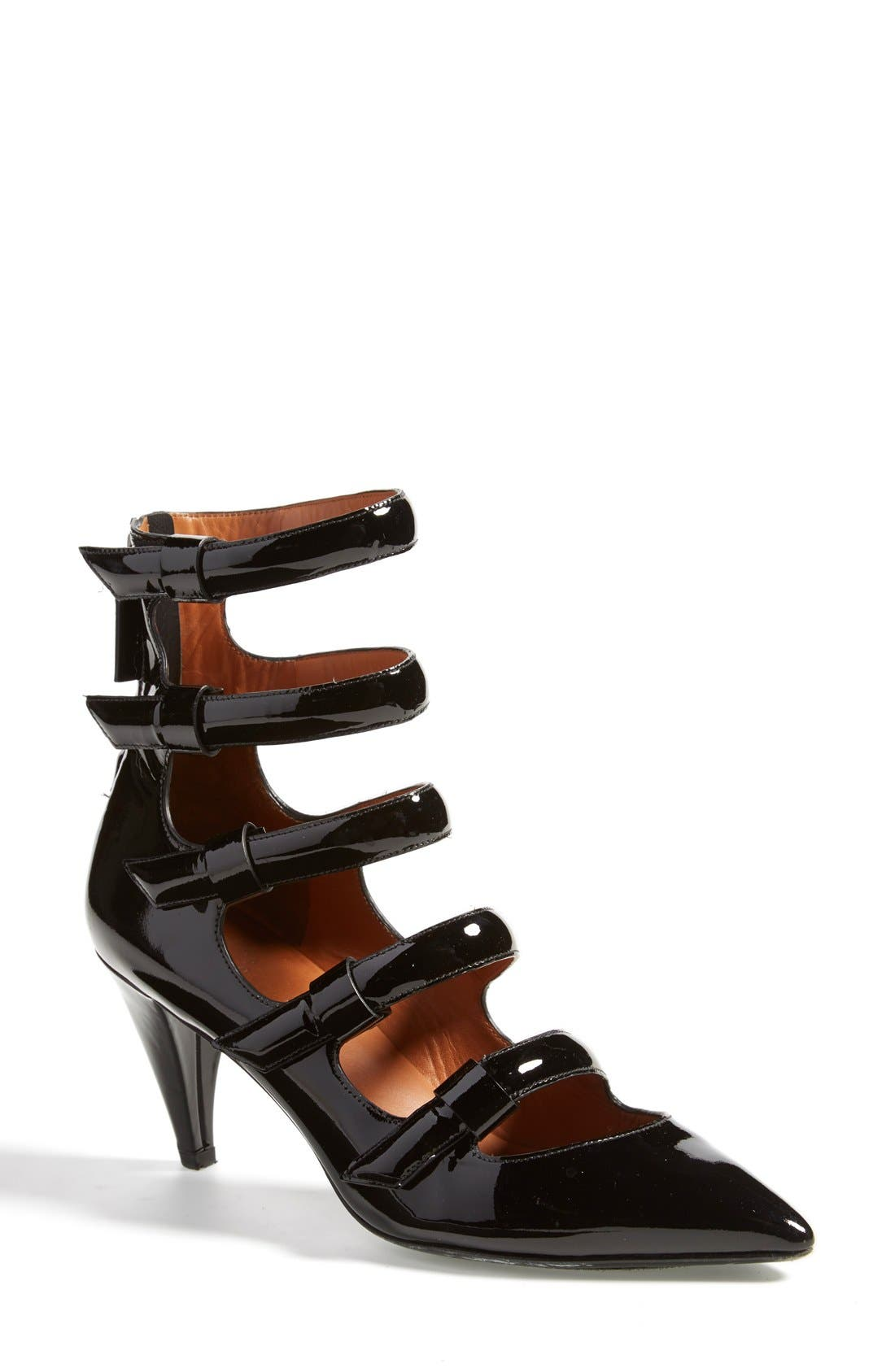 MARC JACOBS, MARC BY MARC JACOBS 'Runway' Pump, Main thumbnail 1, color, 001