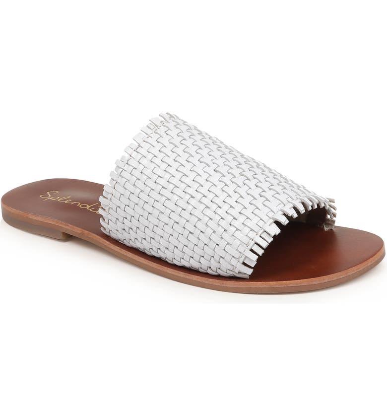 Splendid Sandals TRUTH WOVEN SLIDE SANDAL