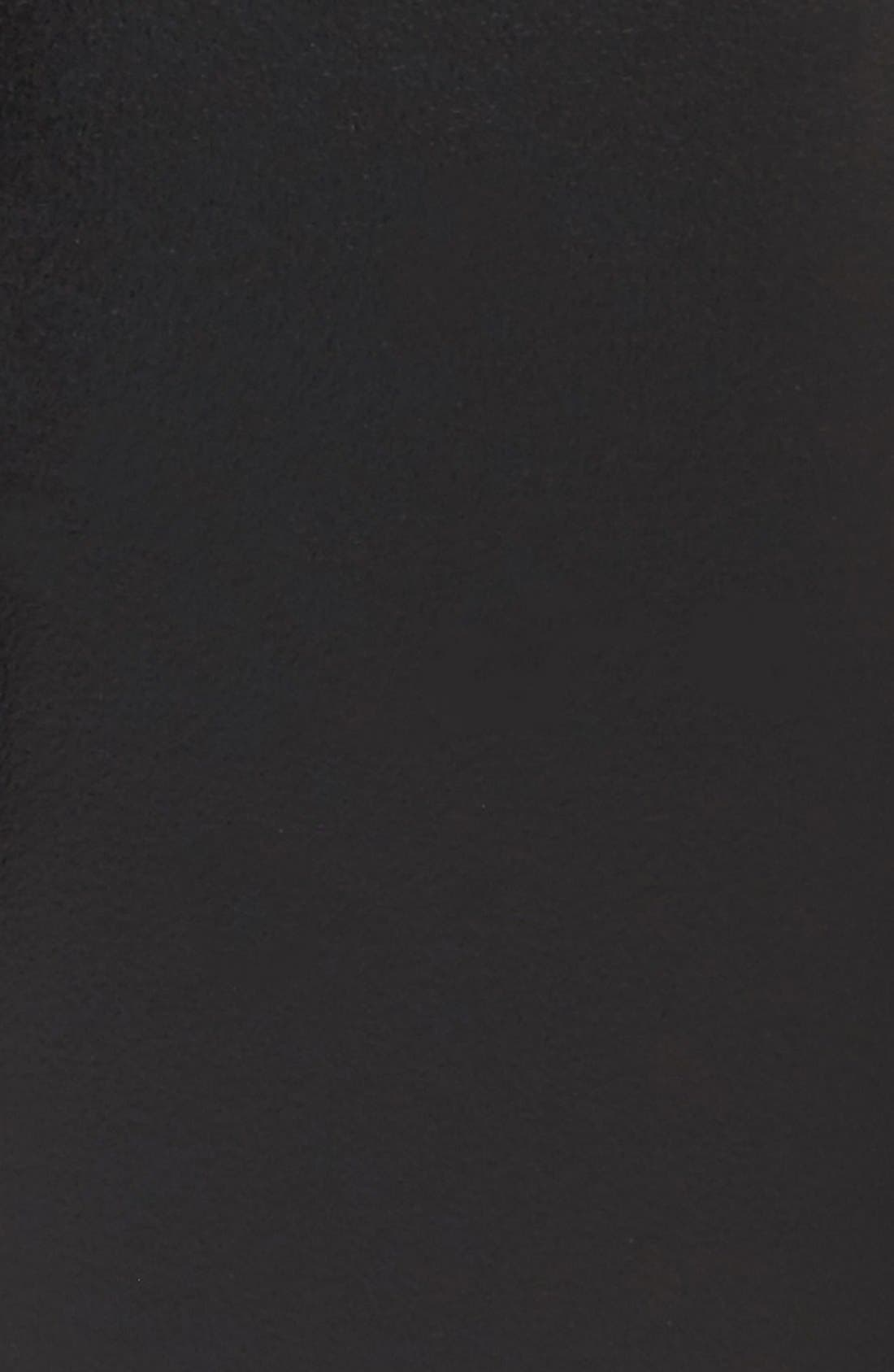 SALVATORE FERRAGAMO, Reversible Leather Belt, Alternate thumbnail 2, color, NERO