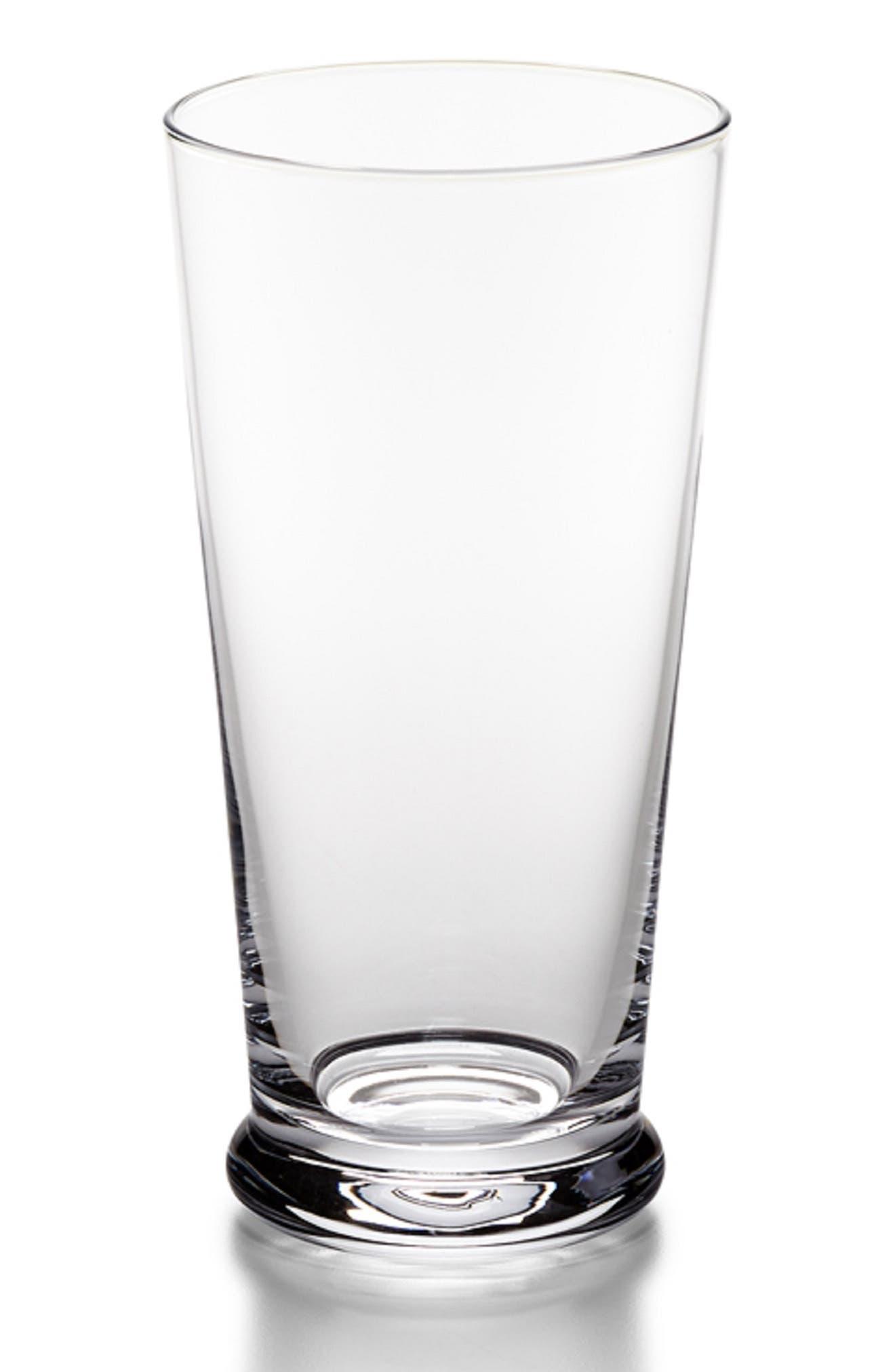 RALPH LAUREN Ethan Cooler Glass, Main, color, CLEAR