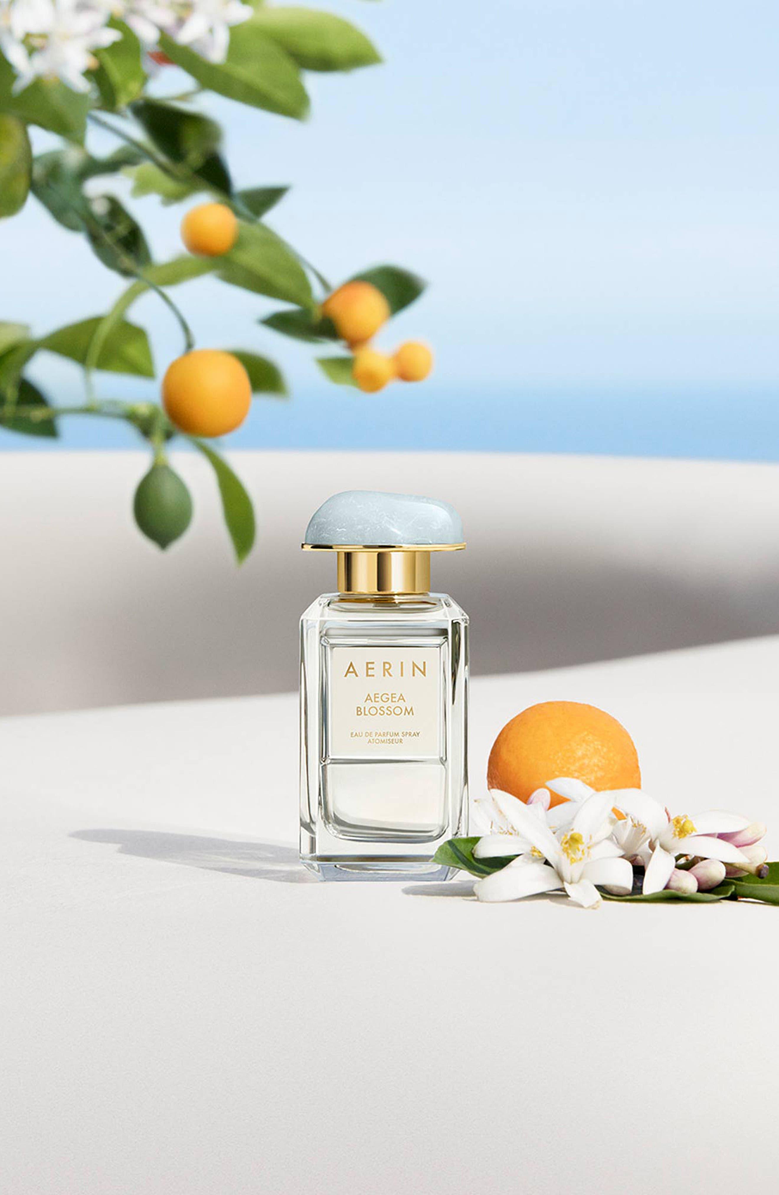 ESTÉE LAUDER, AERIN Aegea Blossom Eau de Parfum, Alternate thumbnail 4, color, NO COLOR