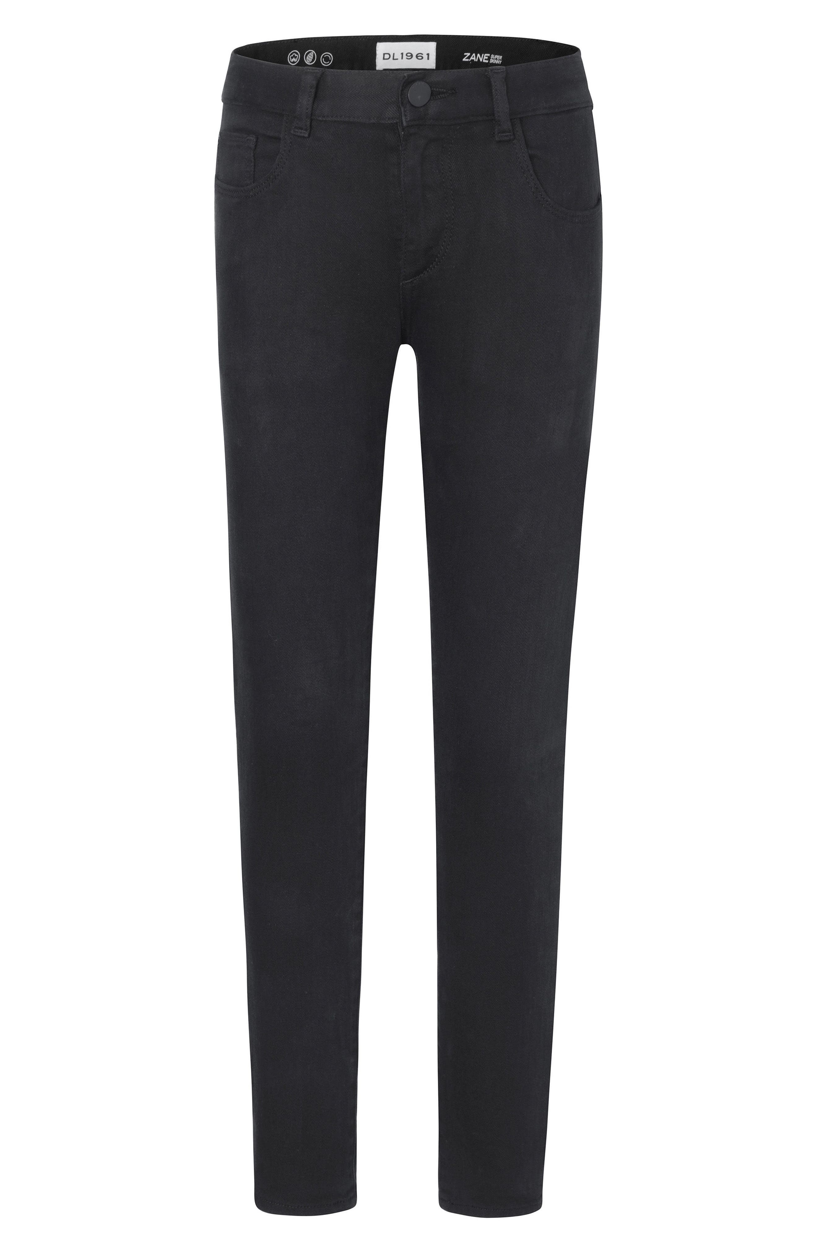 DL1961, Zane Super Skinny Fit Jeans, Main thumbnail 1, color, BAE