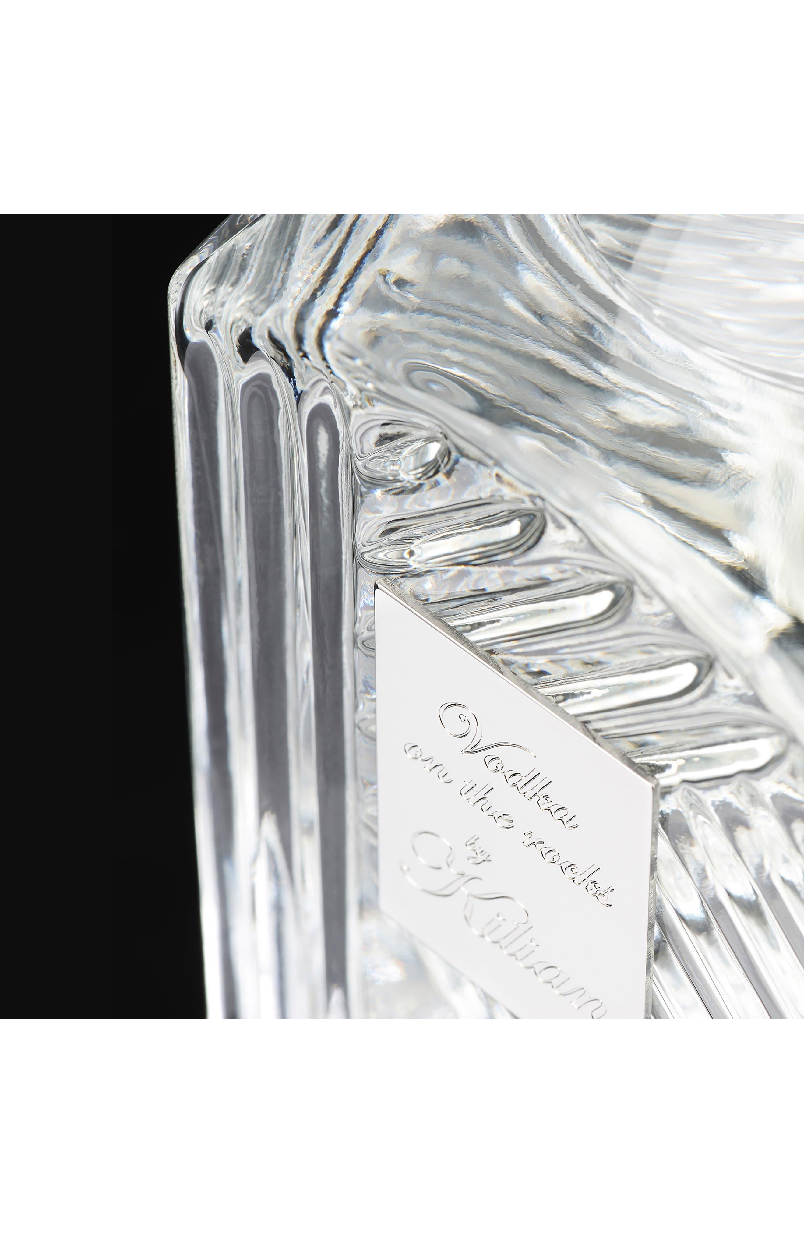 KILIAN, 'Addictive State of Mind - Vodka on the Rocks' Mini Fragrance Carafe, Alternate thumbnail 4, color, NO COLOR