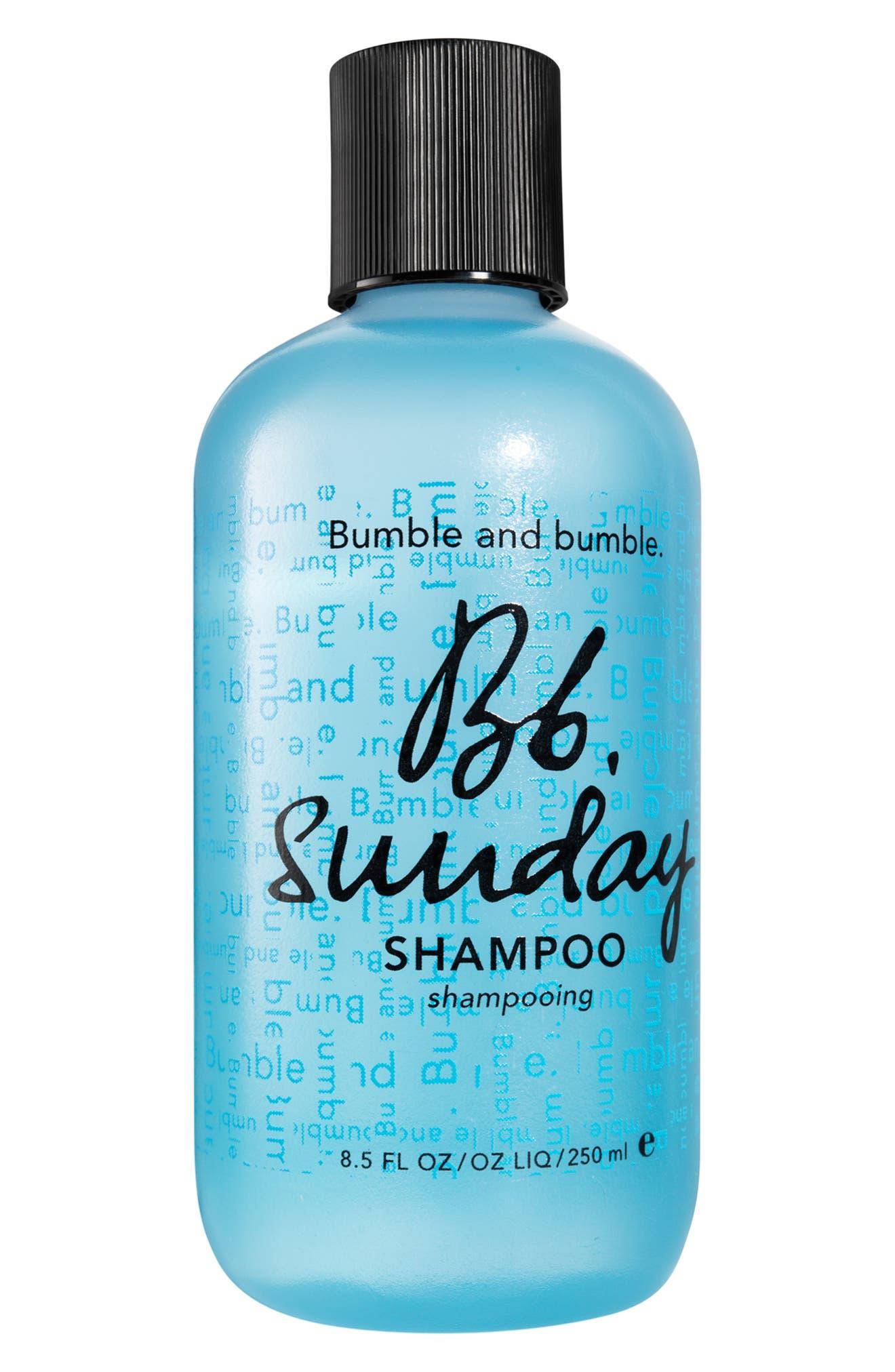 BUMBLE AND BUMBLE. Bumble and bumble Sunday Shampoo, Main, color, NO COLOR