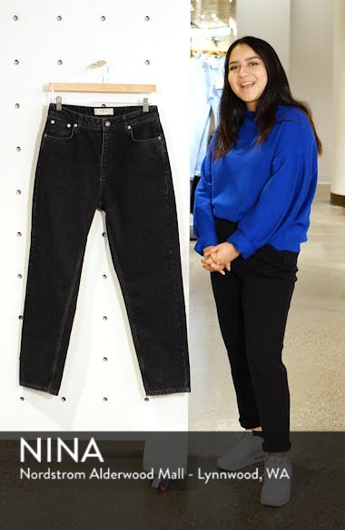 We the Free by Free People Mom Jeans, sales video thumbnail