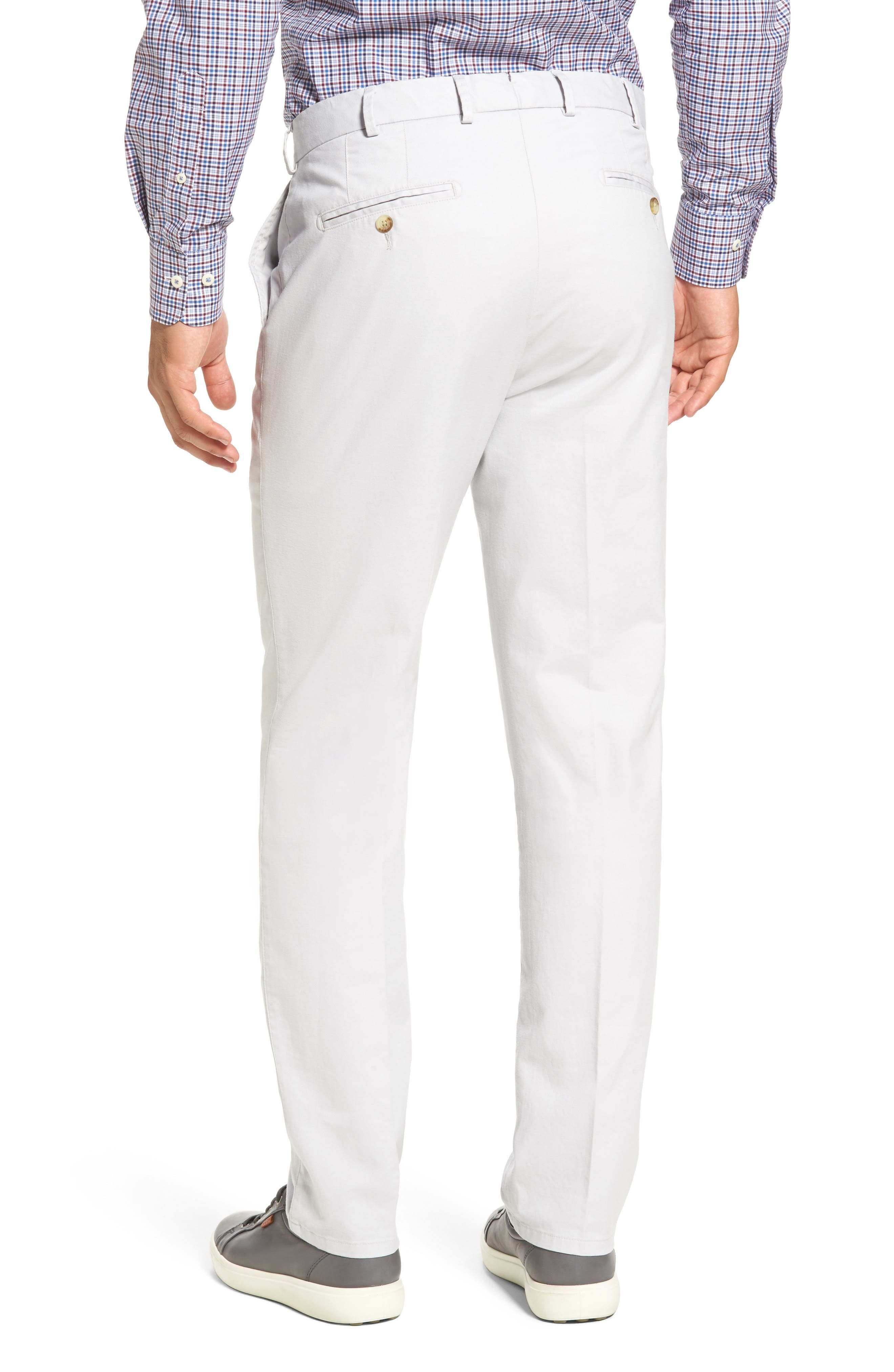 PETER MILLAR, Twill Pants, Alternate thumbnail 2, color, 050