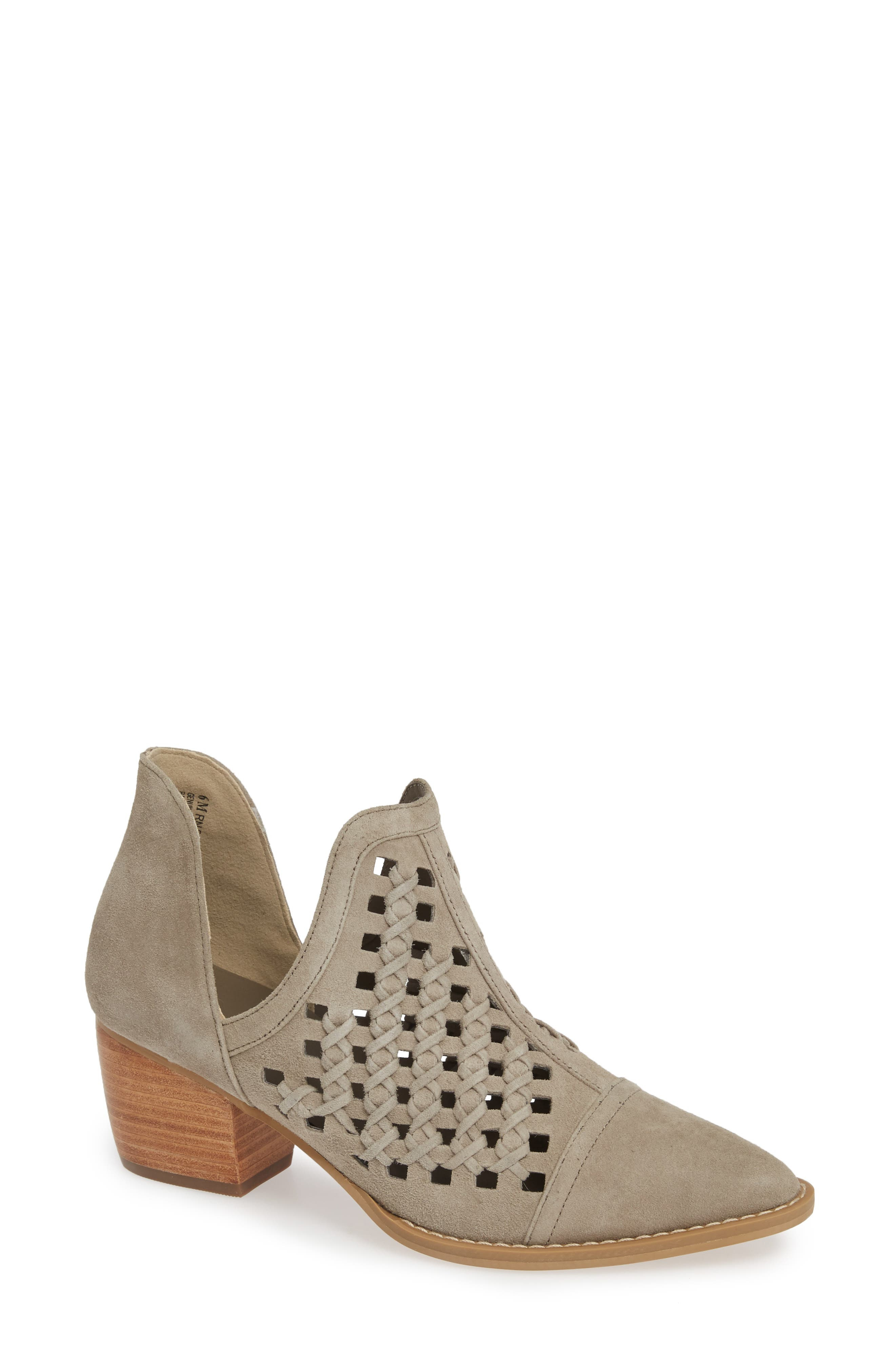 BP., Tate Bootie, Main thumbnail 1, color, TAUPE SUEDE