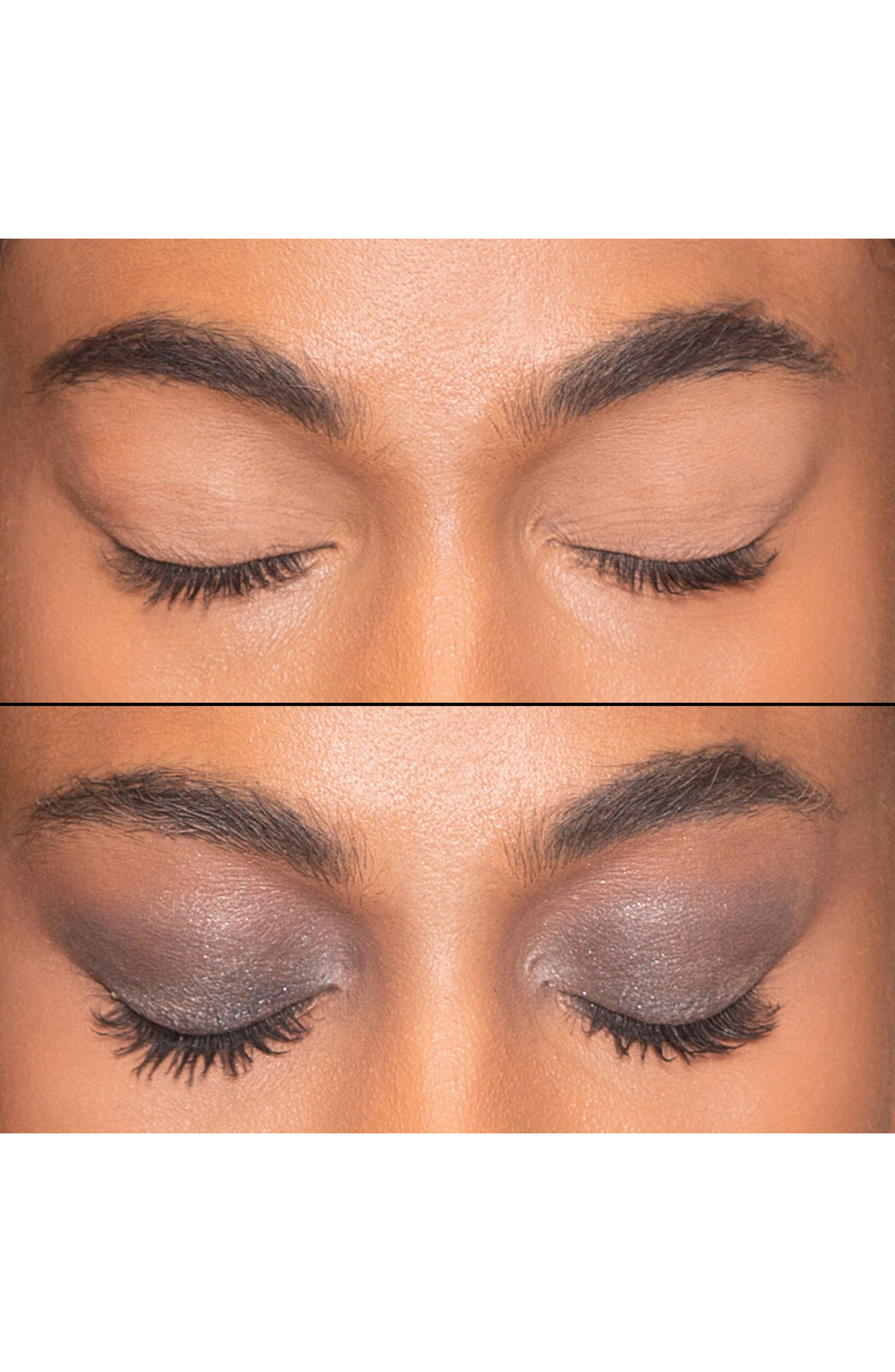 TRISH MCEVOY, 24-Hour Eyeshadow & Eyeliner, Alternate thumbnail 2, color, CRYSTAL GREY