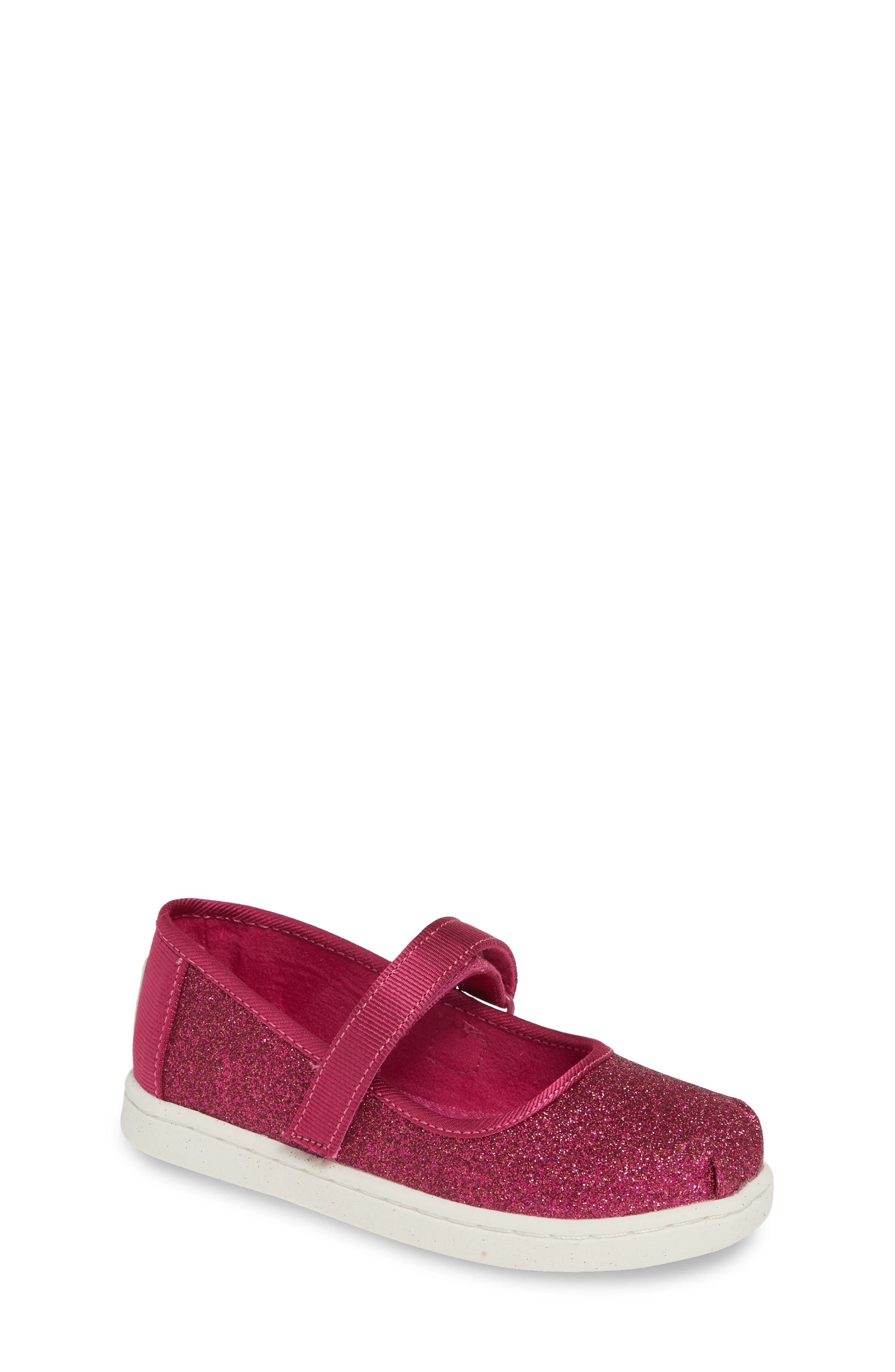TOMS, Mary Jane Sneaker, Main thumbnail 1, color, PINK