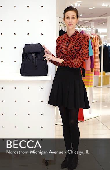 Teri Nylon Backpack, sales video thumbnail