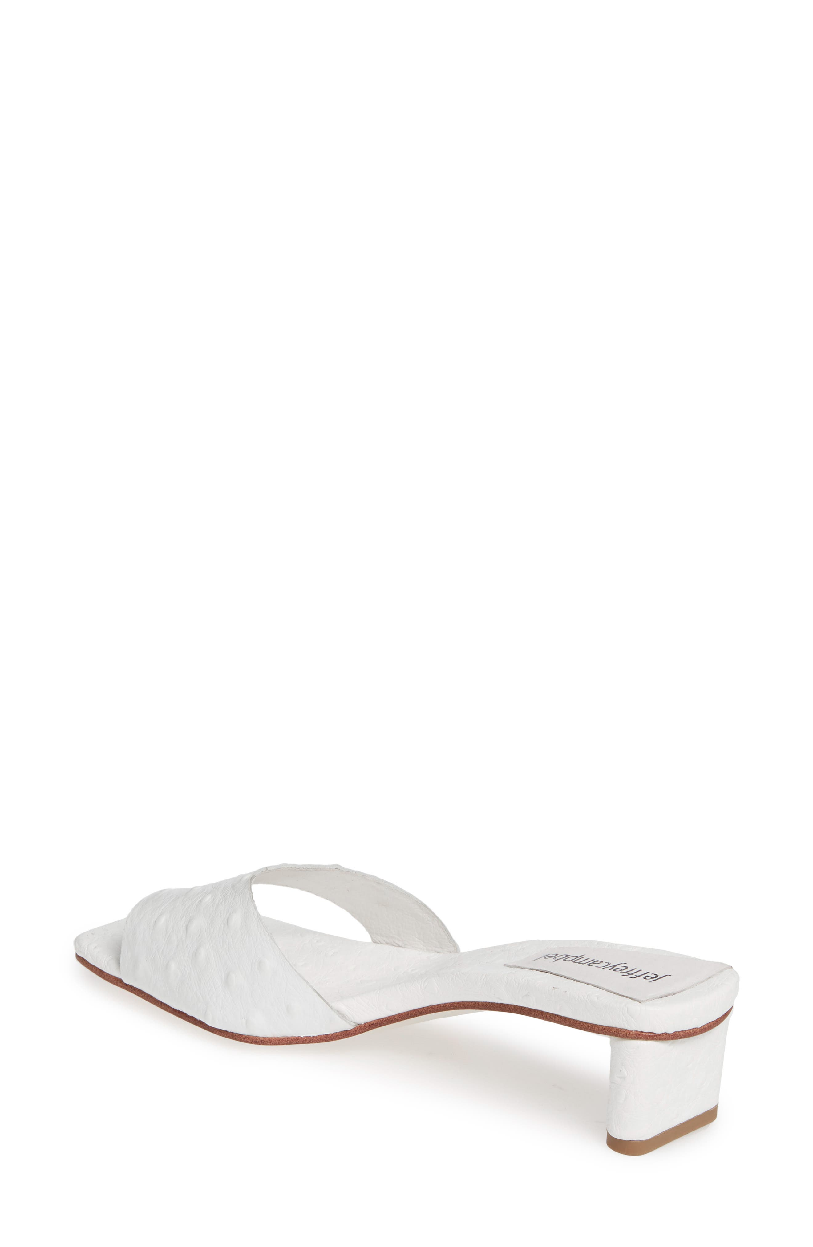 JEFFREY CAMPBELL, Teclado Slide Sandal, Alternate thumbnail 2, color, 121