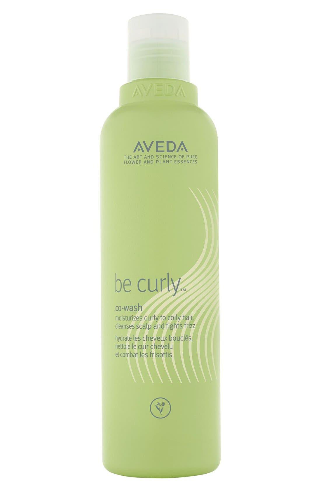 AVEDA, be curly<sup>™</sup> Co-Wash, Main thumbnail 1, color, NO COLOR