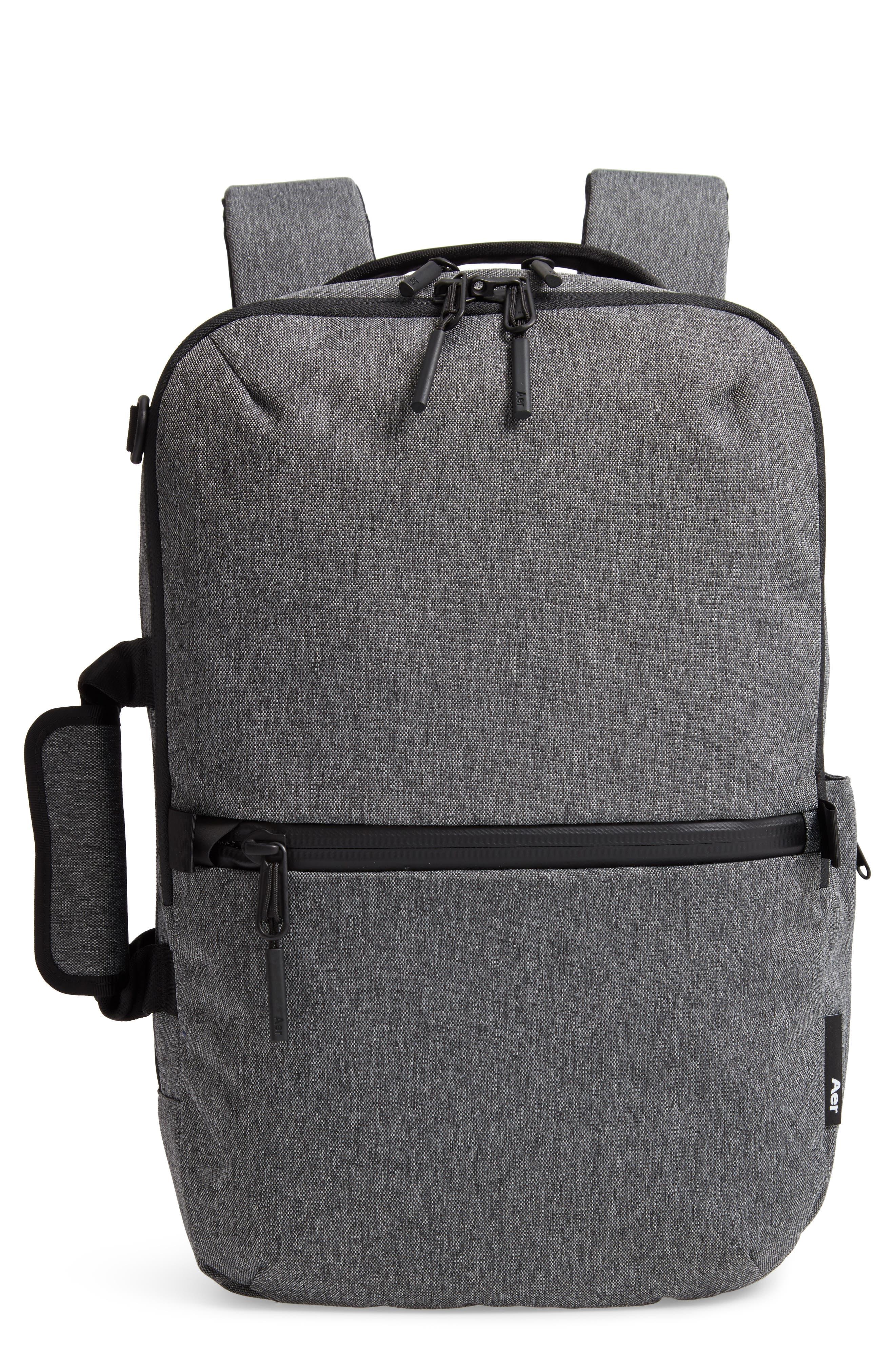 AER Flight Pack 2 Backpack, Main, color, GREY