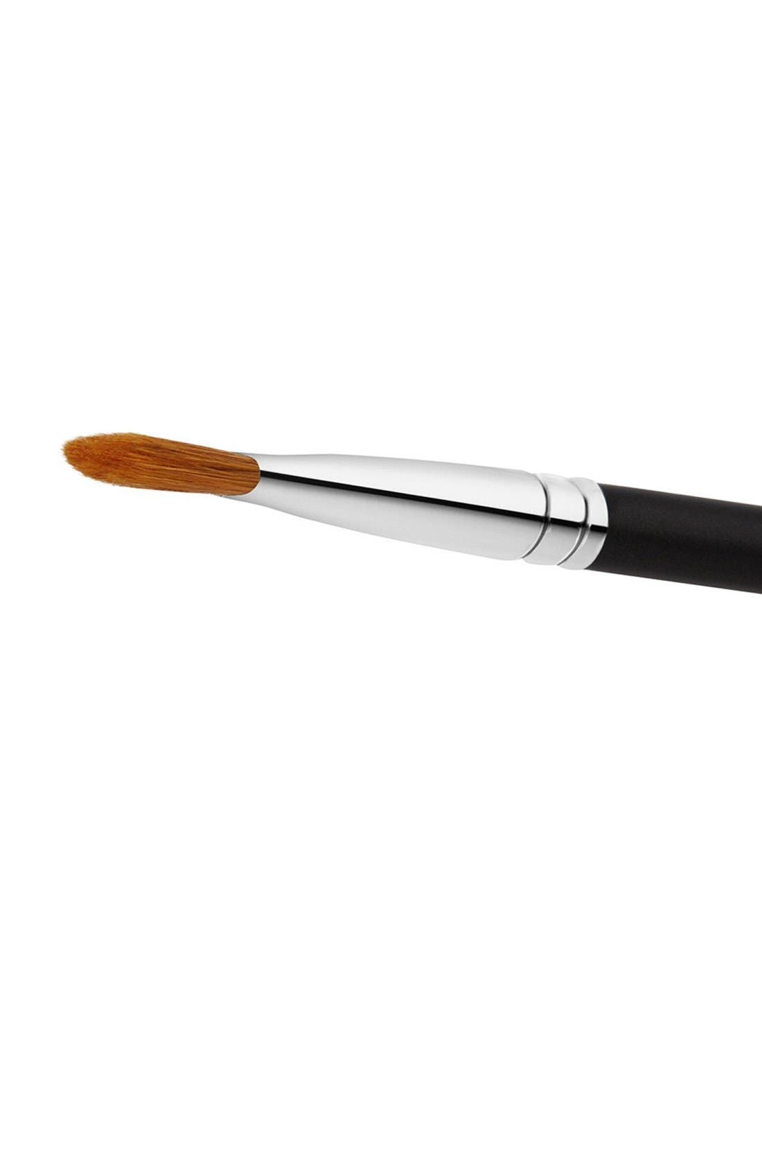 MAC COSMETICS, MAC 252 Large Shader Brush, Alternate thumbnail 2, color, 000