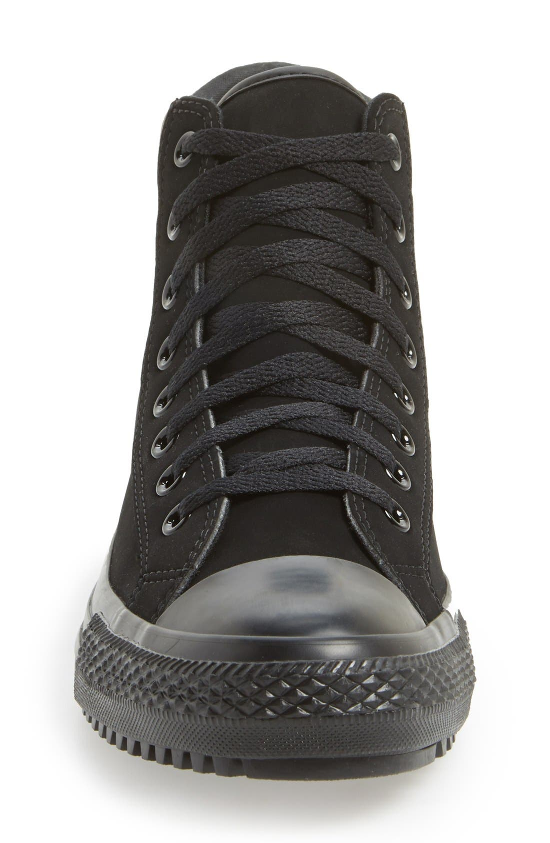 CONVERSE, Chuck Taylor<sup>®</sup> All Star<sup>®</sup> Sneaker, Alternate thumbnail 3, color, 001