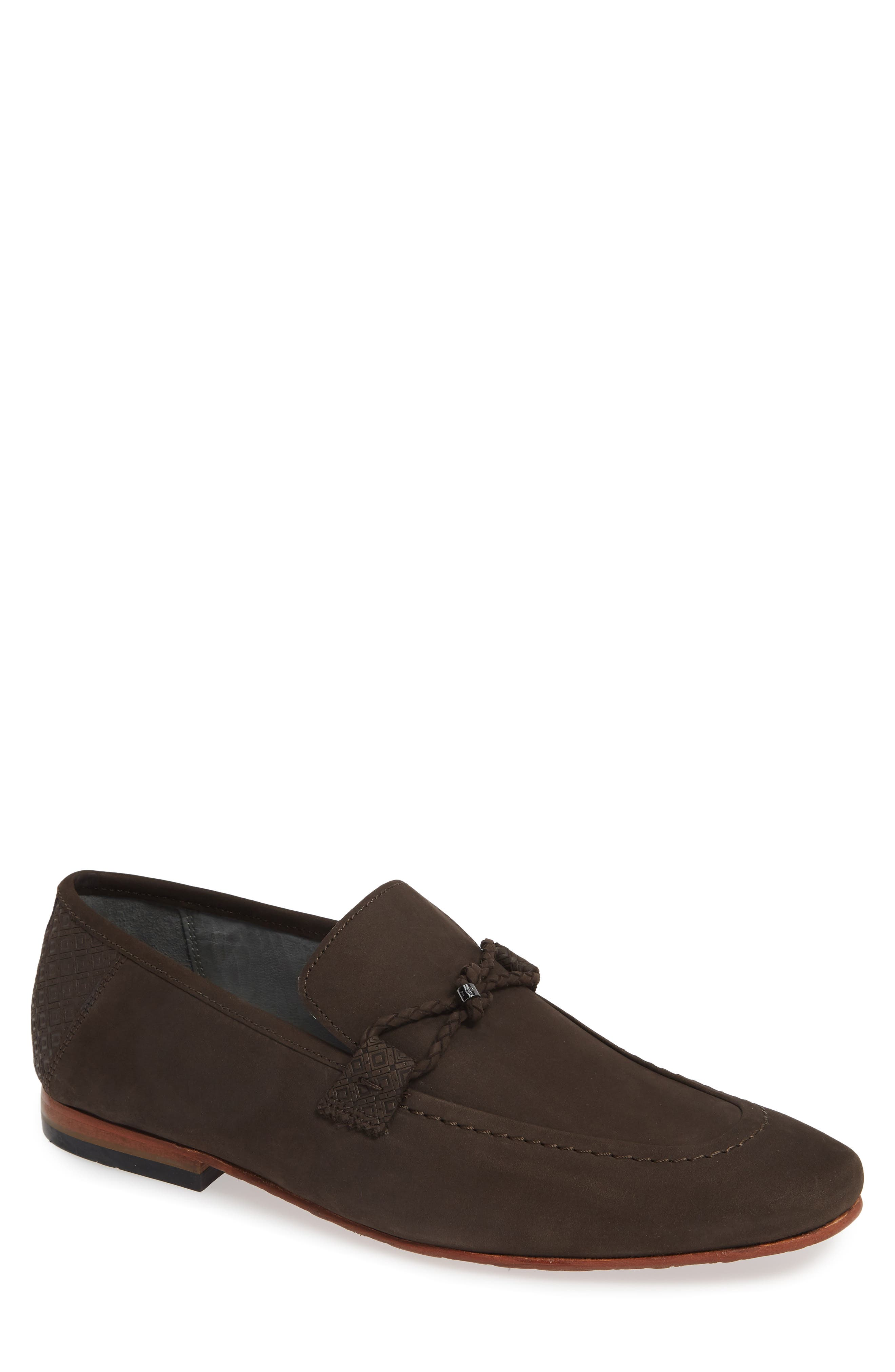 Ted Baker London Daveon Driving Loafer, Brown