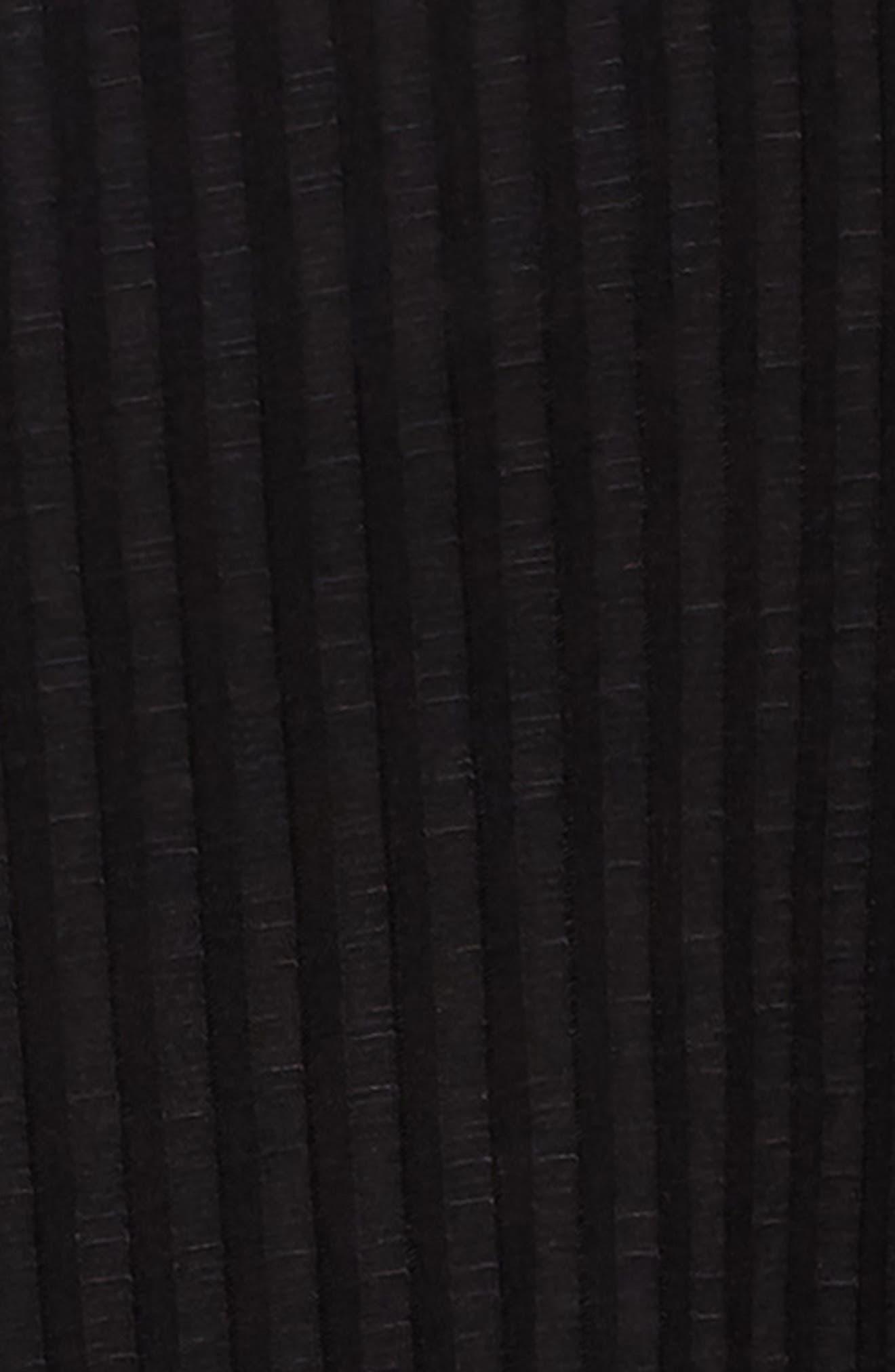 BILLABONG, Twist View Cover-Up Dress, Alternate thumbnail 2, color, BLACK