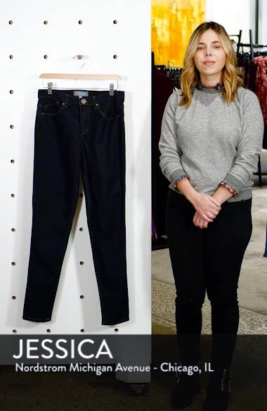 Ab-solution High Rise Skinny Jeans, sales video thumbnail