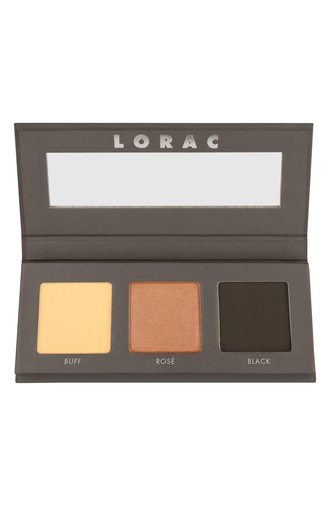 LORAC, 'Pocket PRO 2' Palette, Alternate thumbnail 4, color, 001