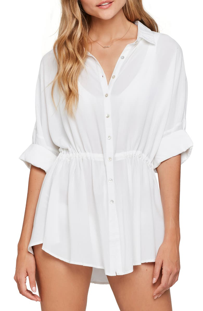 L*space Dresses PACIFICA COVER-UP TUNIC