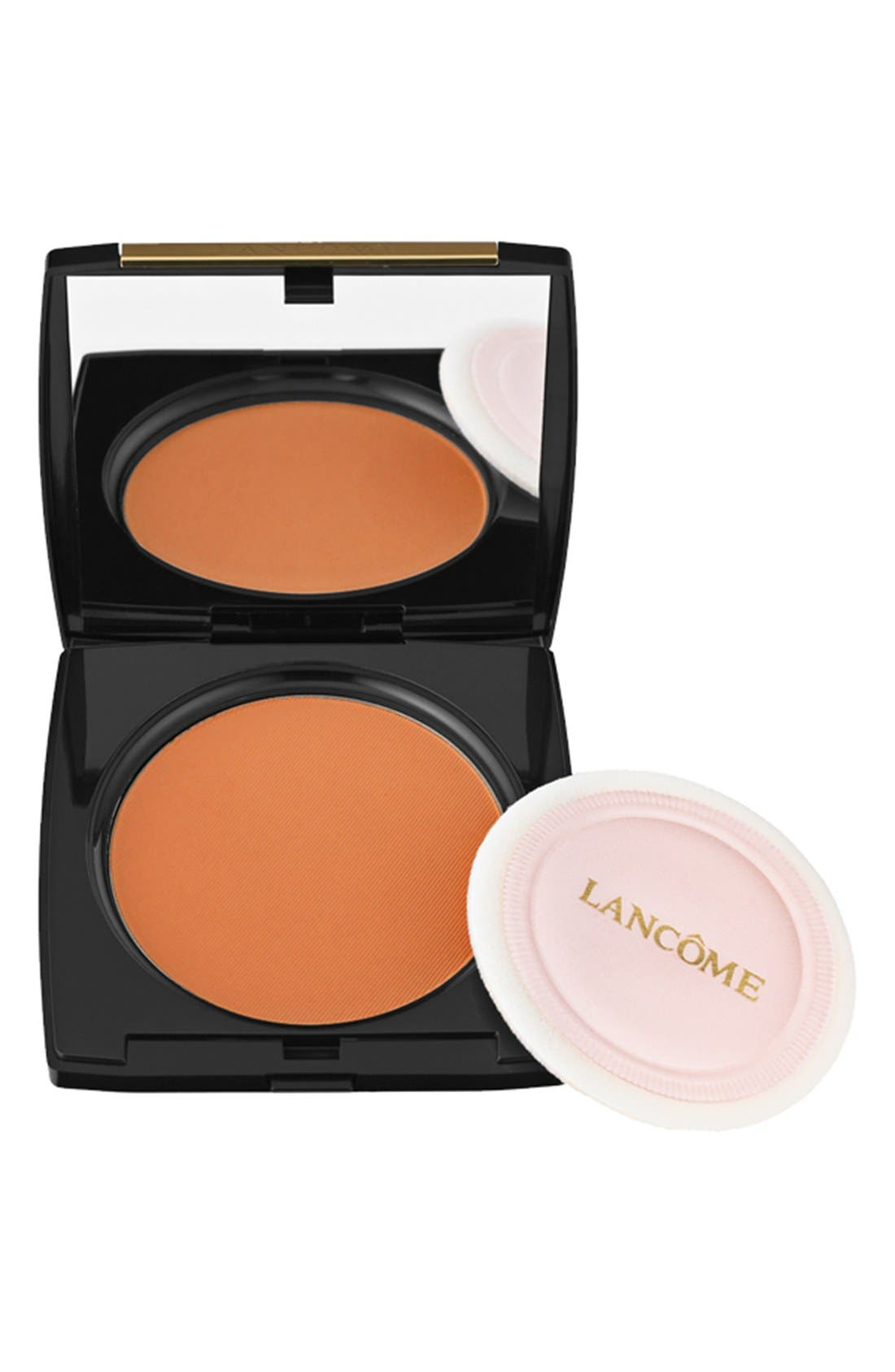 LANCÔME, Dual Finish Multi-Tasking Powder Foundation, Main thumbnail 1, color, 510 SUEDE (C)