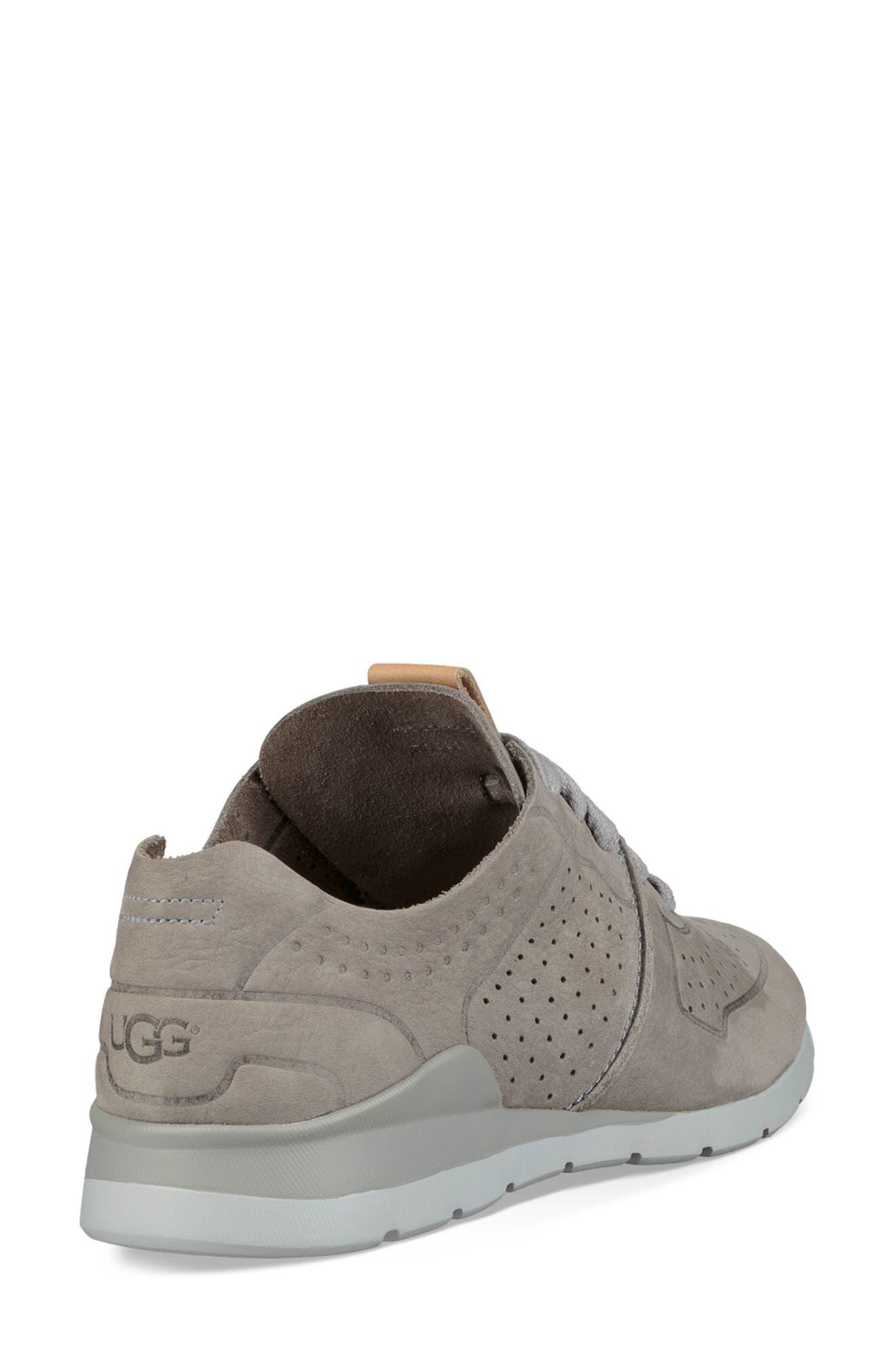 UGG<SUP>®</SUP>, Tye Sneaker, Alternate thumbnail 2, color, 024