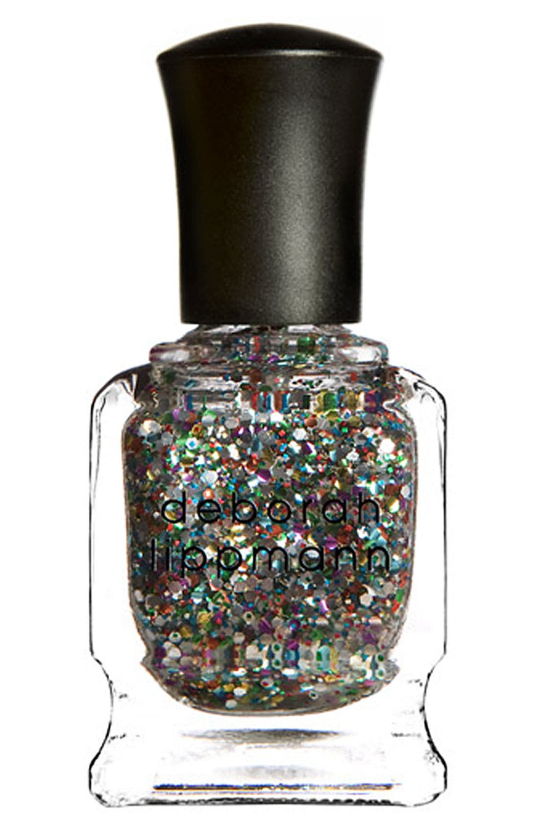 DEBORAH LIPPMANN, Glitter Nail Color, Main thumbnail 1, color, HAPPY BIRTHDAY (G)