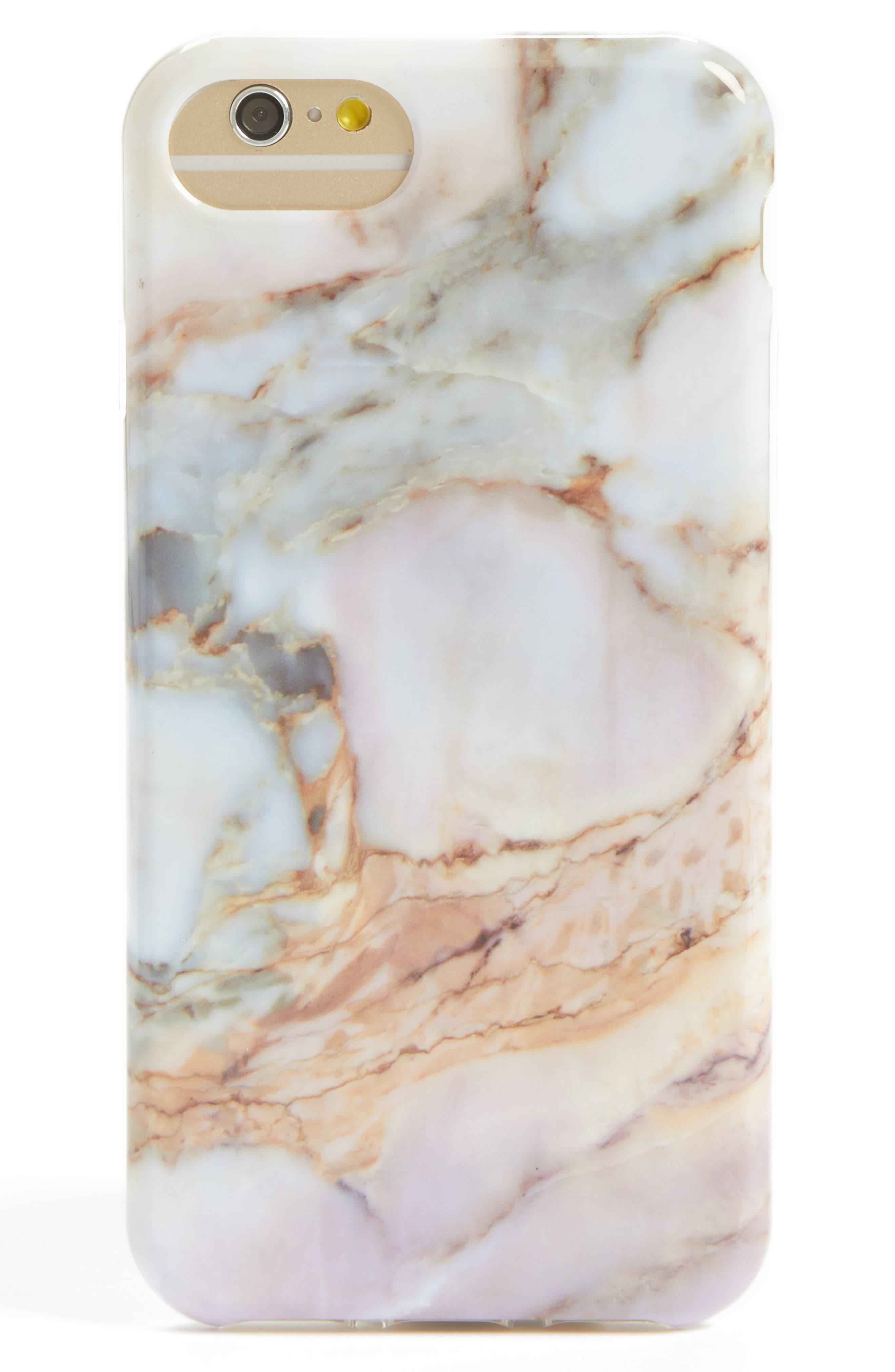 RECOVER, Gemstone iPhone 6/7/8 & 6/7/8 Plus Case, Alternate thumbnail 2, color, GEMSTONE