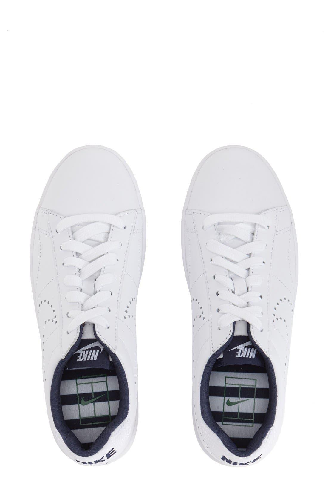 NIKE, 'Tennis Classic Ultra' Sneaker, Alternate thumbnail 4, color, 100