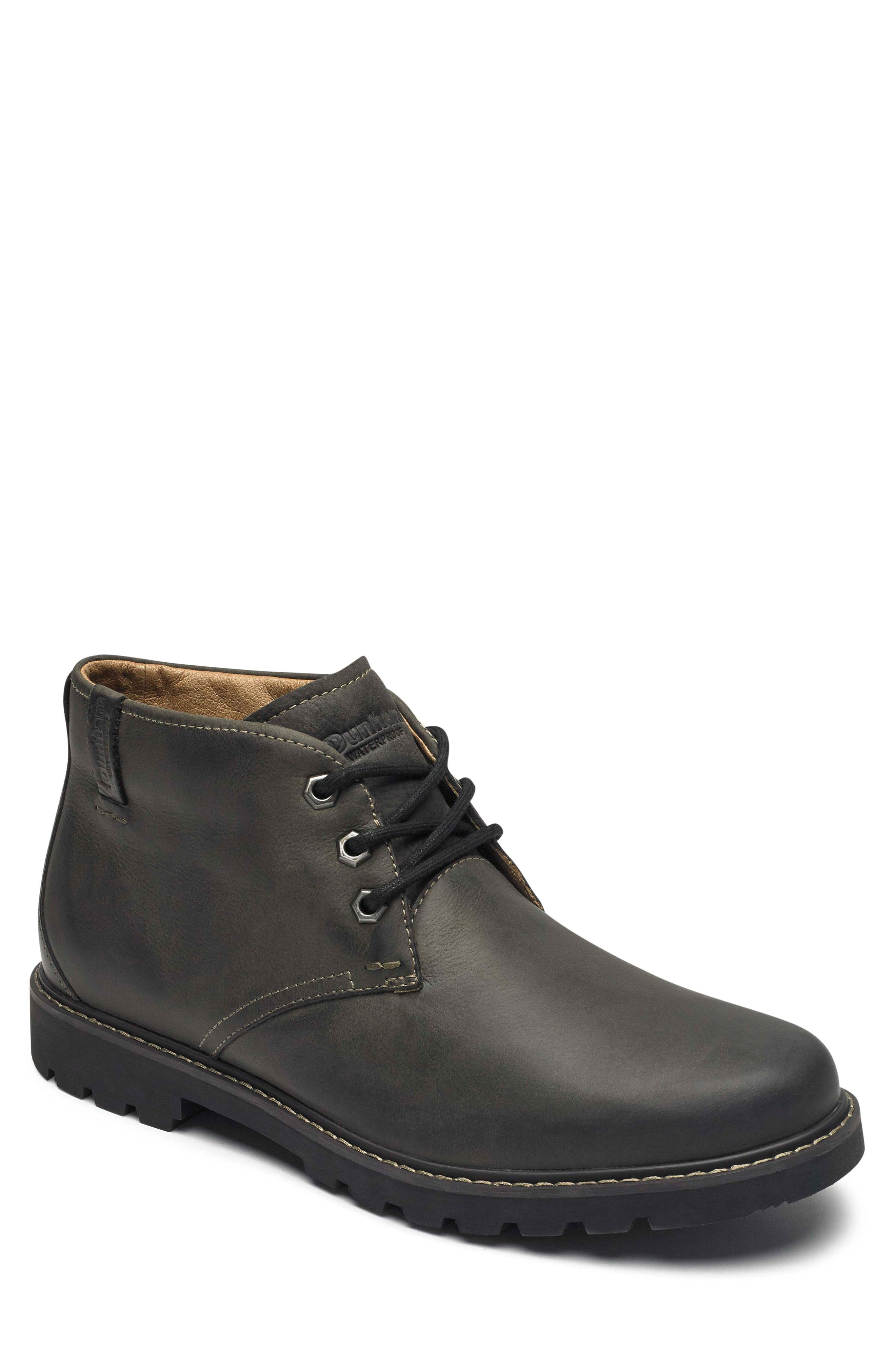 DUNHAM Royalton Chukka Boot, Main, color, FLAGSTONE LEATHER