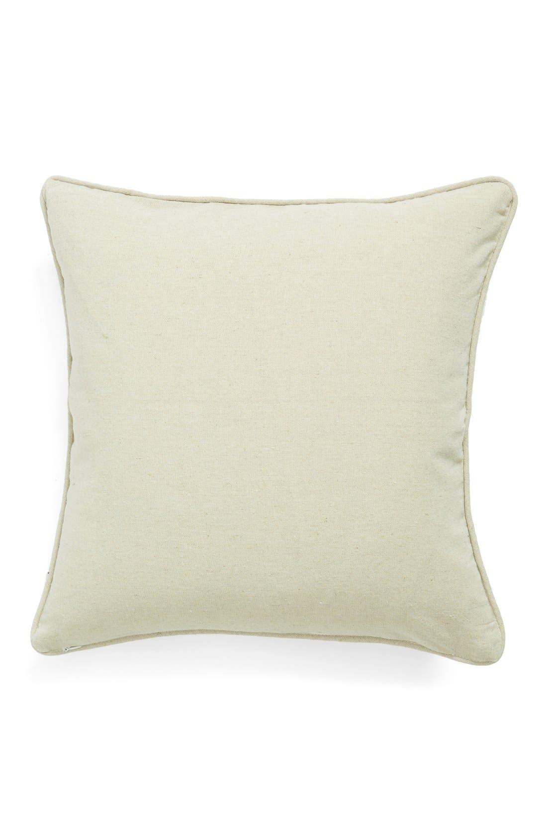 LEVTEX, 'Parma' Stitch Pillow, Alternate thumbnail 2, color, 200