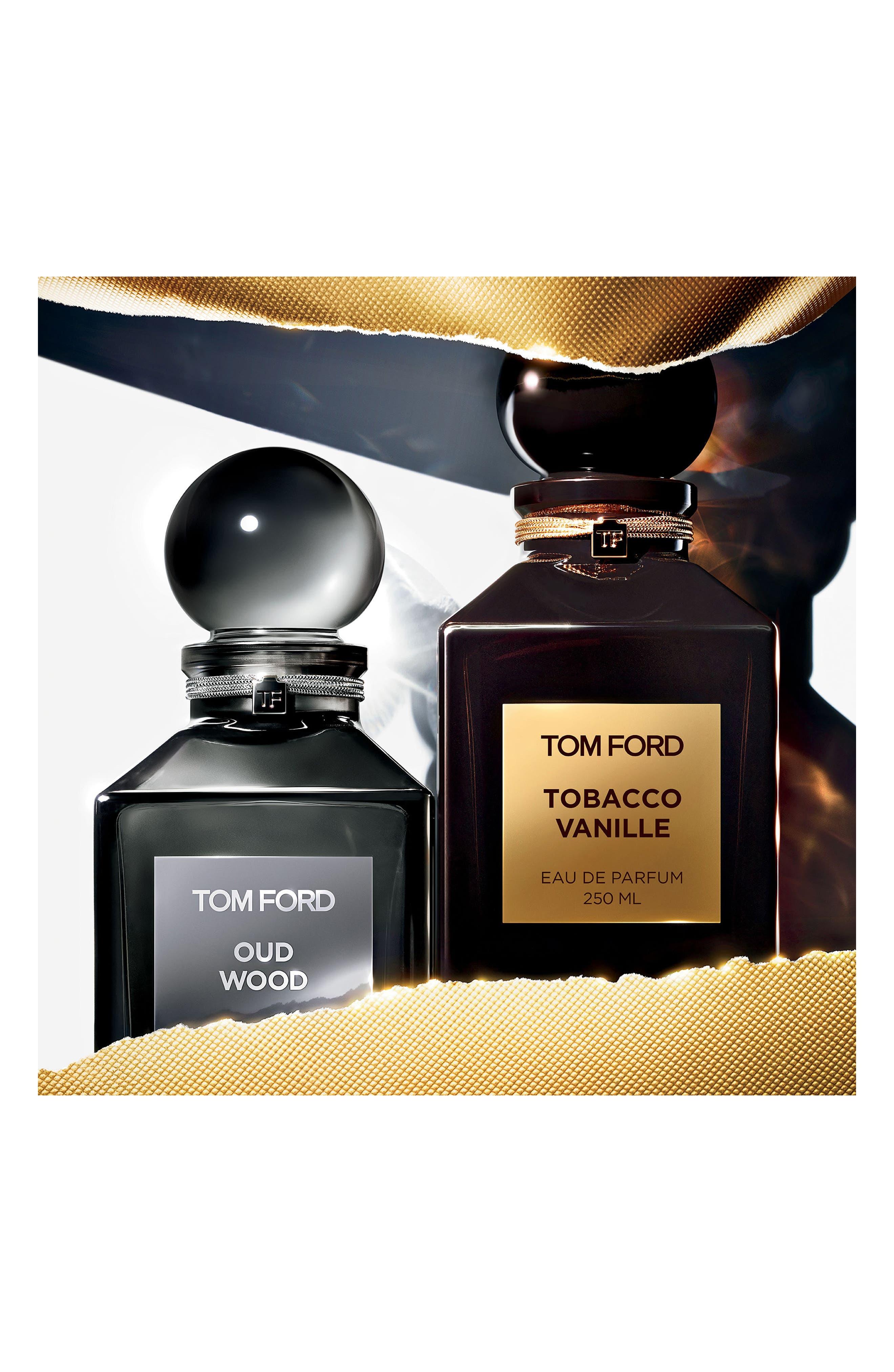 TOM FORD, Private Blend Tobacco Vanille Eau de Parfum Decanter, Alternate thumbnail 7, color, NO COLOR