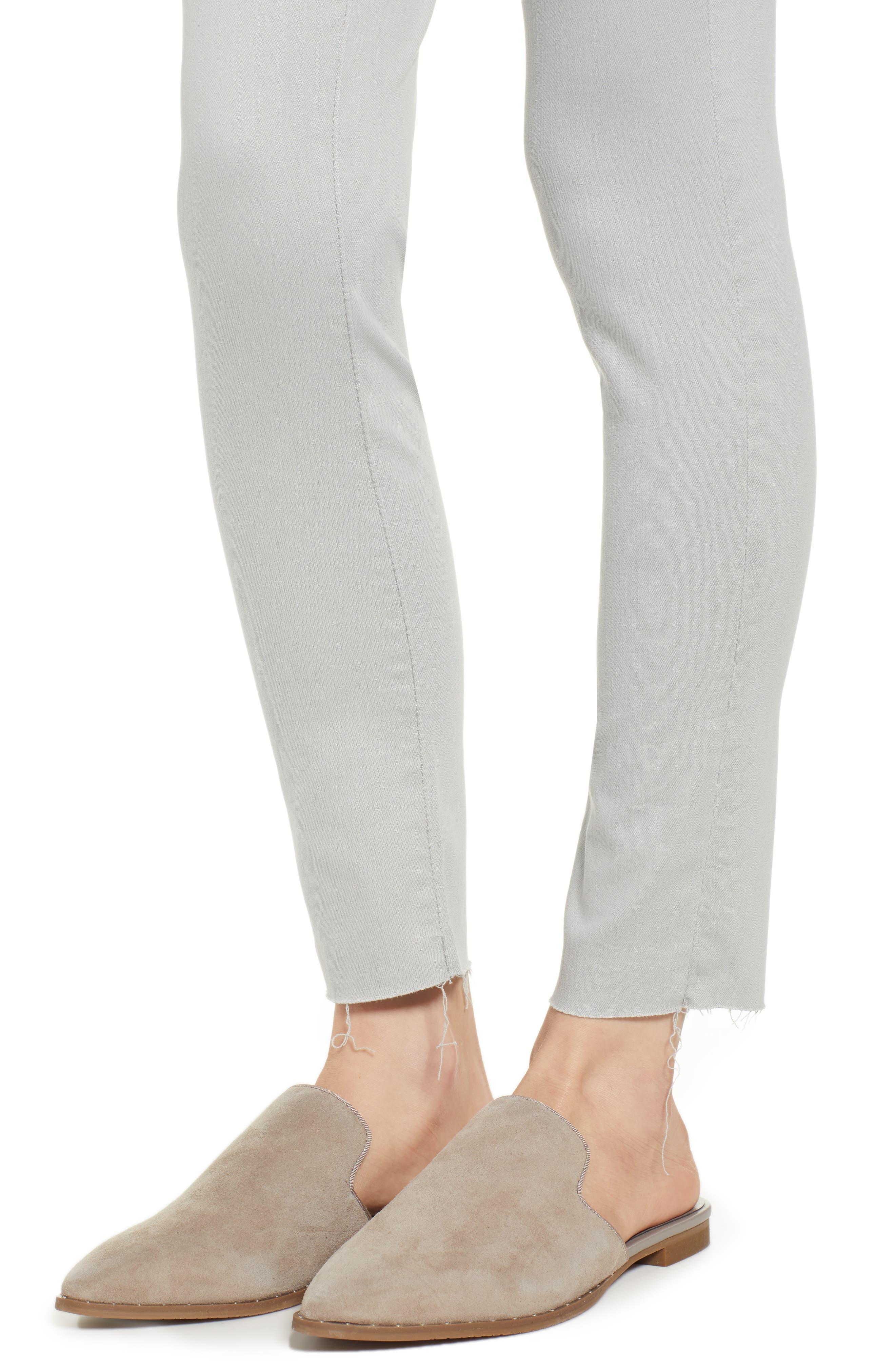 AG, The Legging Ankle Super Skinny Jeans, Alternate thumbnail 5, color, MISTY MIRROR