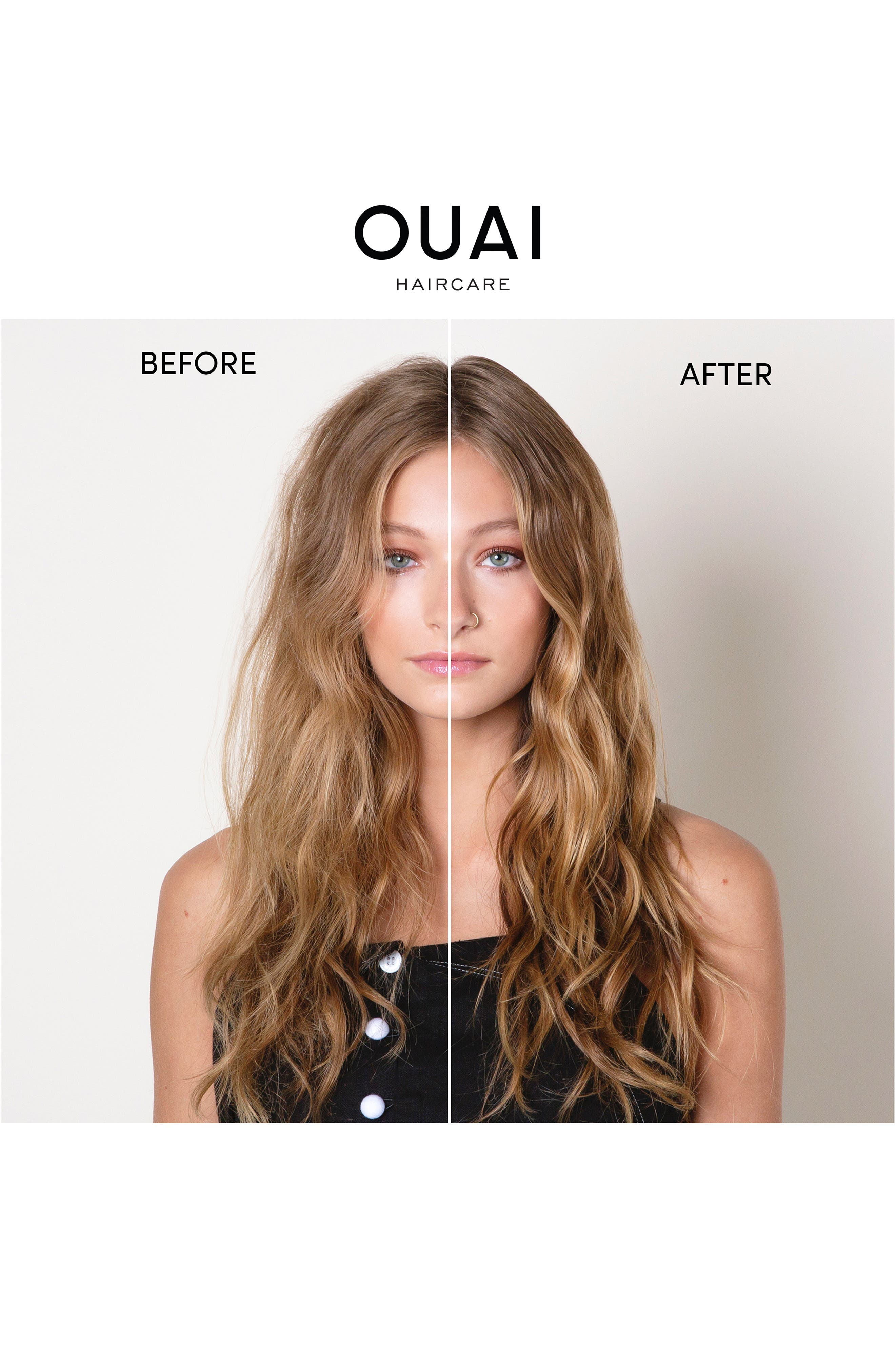 OUAI, Rose Hair & Body Oil, Alternate thumbnail 3, color, NO COLOR