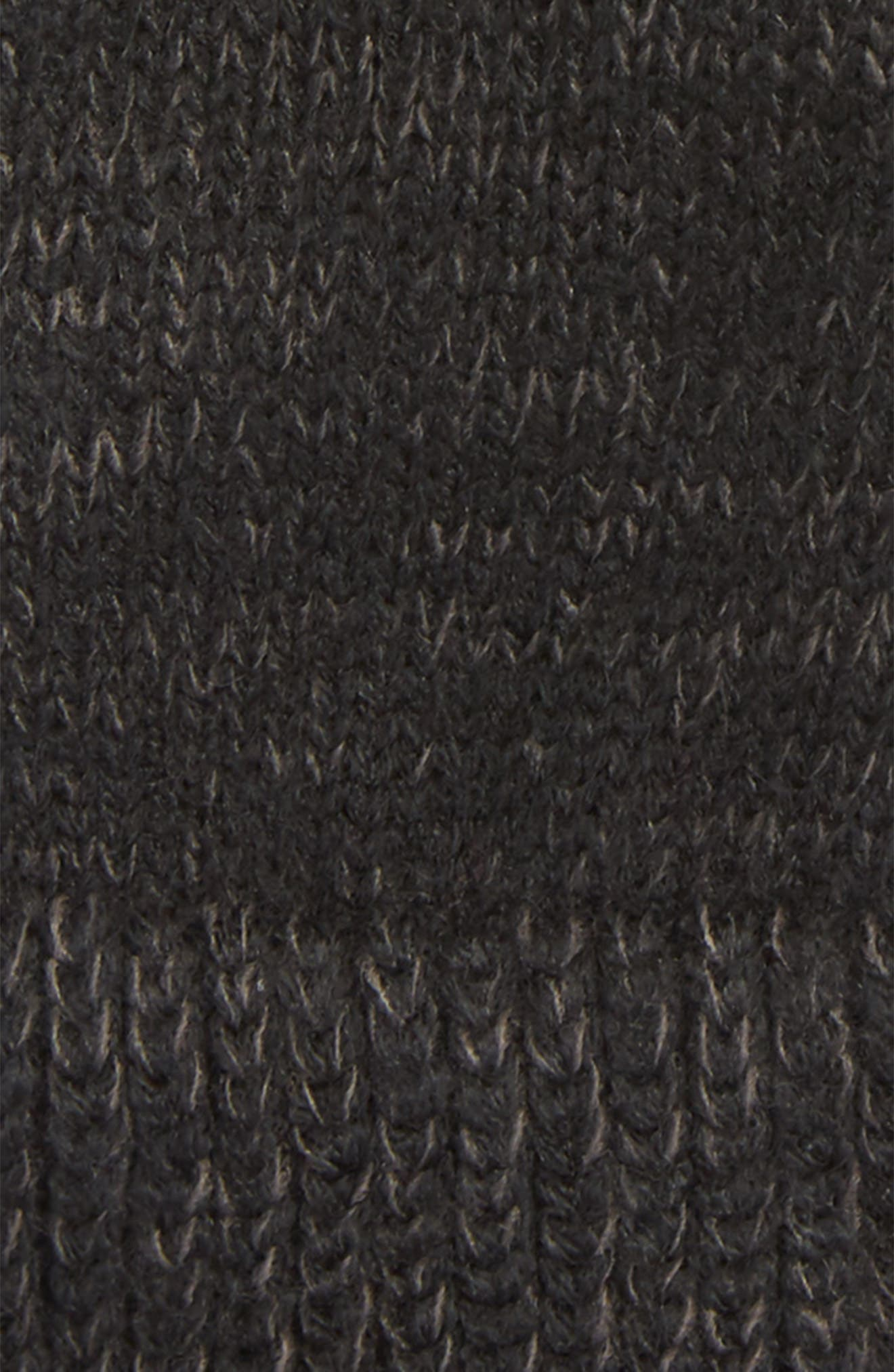THE NORTH FACE, Etip Salty Dog Knit Tech Gloves, Alternate thumbnail 3, color, 001