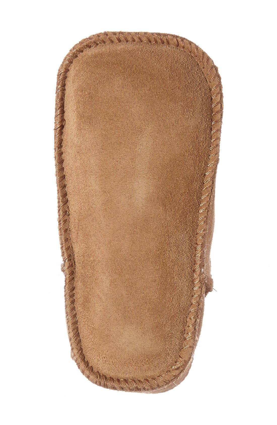 UGG<SUP>®</SUP>, Erin Bootie, Alternate thumbnail 2, color, CHESTNUT