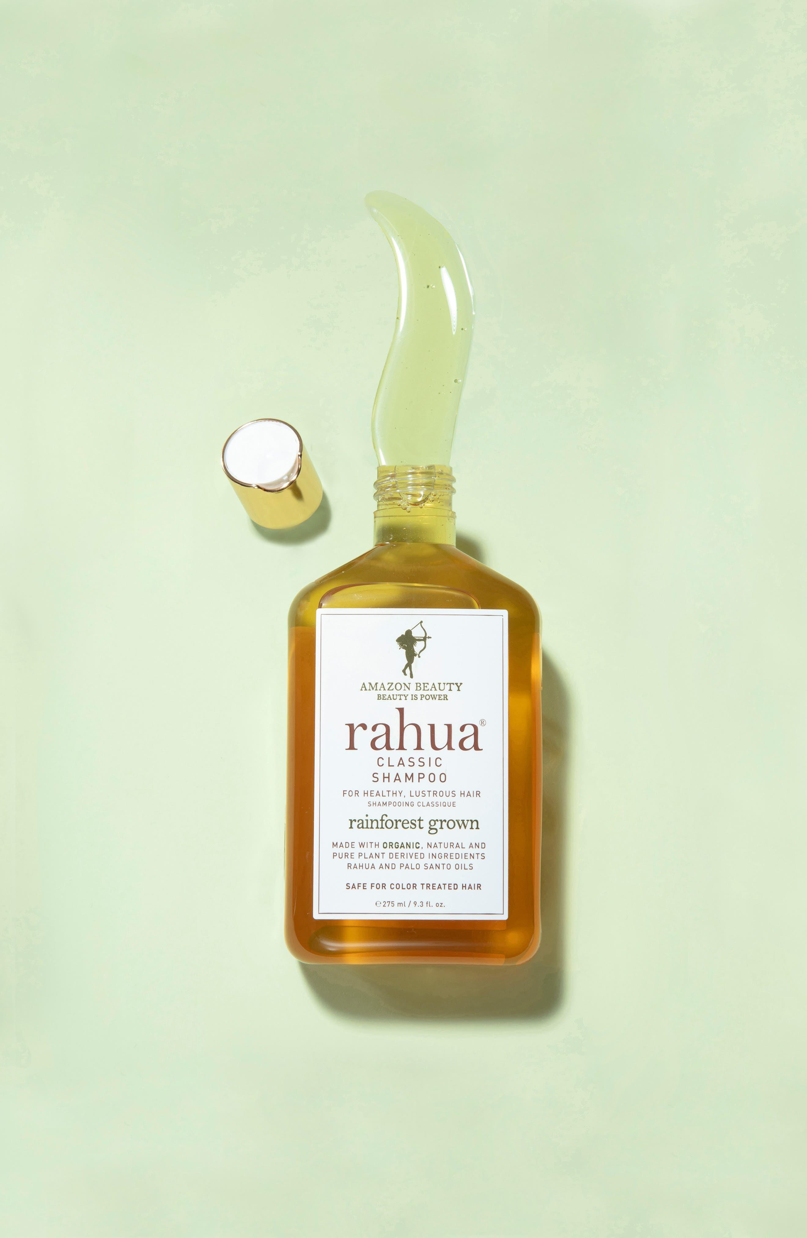 RAHUA<SUP>®</SUP>, SPACE.NK.apothecary rahua<sup>®</sup> Classic Shampoo, Alternate thumbnail 5, color, NO COLOR
